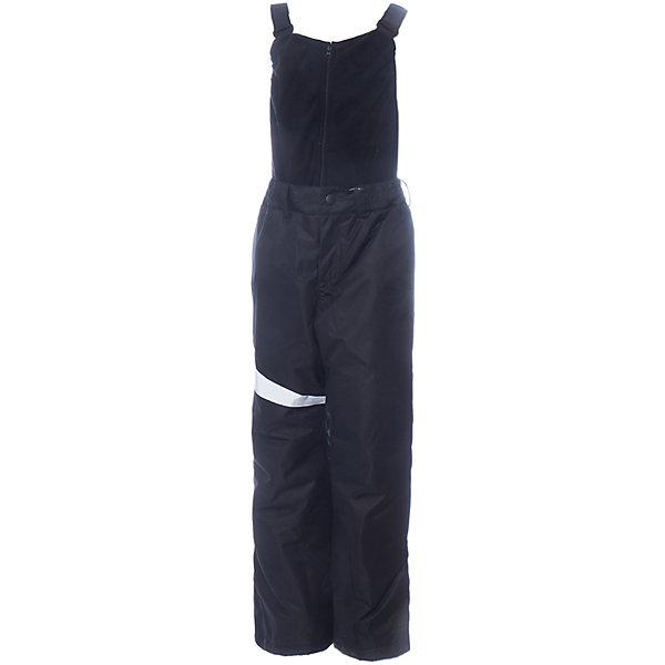 Полукомбинезон BOOM by Orby для мальчикаВерхняя одежда<br>Характеристики товара:<br><br>• цвет: черный<br>• состав ткани: таффета<br>• подкладка: полиэстер пуходержащий<br>• утеплитель: эко синтепон<br>• сезон: зима<br>• мембранное покрытие<br>• температурный режим: от 0 до -30С<br>• водонепроницаемость: 3000 мм <br>• паропроницаемость: 3000 г/м2<br>• плотность утеплителя: 200 г/м2<br>• застежка: молния<br>• страна бренда: Россия<br>• страна изготовитель: Россия<br><br>Зимний полукомбинезон для ребенка имеет мембранное покрытие. Детский полукомбинезон поможет обеспечить необходимый уровень комфорта в морозы. Плотная ткань и утеплитель зимнего полукомбинезона защитят ребенка от холодного воздуха. Теплый полукомбинезон стильно смотрится и комфортно сидит. Детский полукомбинезон имеет удобную застежку. <br><br>Полукомбинезон для мальчика BOOM by Orby (Бум бай Орби) можно купить в нашем интернет-магазине.<br><br>Ширина мм: 215<br>Глубина мм: 88<br>Высота мм: 191<br>Вес г: 336<br>Цвет: черный<br>Возраст от месяцев: 12<br>Возраст до месяцев: 18<br>Пол: Мужской<br>Возраст: Детский<br>Размер: 86,170,164,158,152,146,140,134,128,122,116,110,104,98,92<br>SKU: 7091009