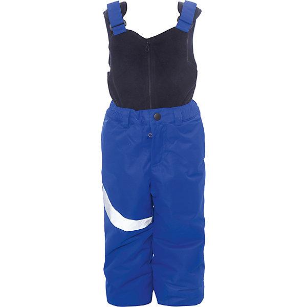 Полукомбинезон BOOM by Orby для мальчикаВерхняя одежда<br>Характеристики товара:<br><br>• цвет: синий<br>• состав ткани: таффета<br>• подкладка: полиэстер пуходержащий<br>• утеплитель: эко синтепон<br>• сезон: зима<br>• мембранное покрытие<br>• температурный режим: от 0 до -30С<br>• водонепроницаемость: 3000 мм <br>• паропроницаемость: 3000 г/м2<br>• плотность утеплителя: 200 г/м2<br>• застежка: молния<br>• страна бренда: Россия<br>• страна изготовитель: Россия<br><br>Мембранный синий полукомбинезон для мальчика поможет обеспечить тепло и комфорт. Зимний полукомбинезон легко надевается и снимается. Такой детской полукомбинезон отлично подойдет для зимних холодов - подкладка и наполнитель для зимнего полукомбинезона рассчитаны на морозную погоду. <br><br>Полукомбинезон для мальчика BOOM by Orby (Бум бай Орби) можно купить в нашем интернет-магазине.<br>Ширина мм: 215; Глубина мм: 88; Высота мм: 191; Вес г: 336; Цвет: синий; Возраст от месяцев: 12; Возраст до месяцев: 18; Пол: Мужской; Возраст: Детский; Размер: 86,170,164,158,152,146,140,134,128,122,116,110,104,98,92; SKU: 7091025;