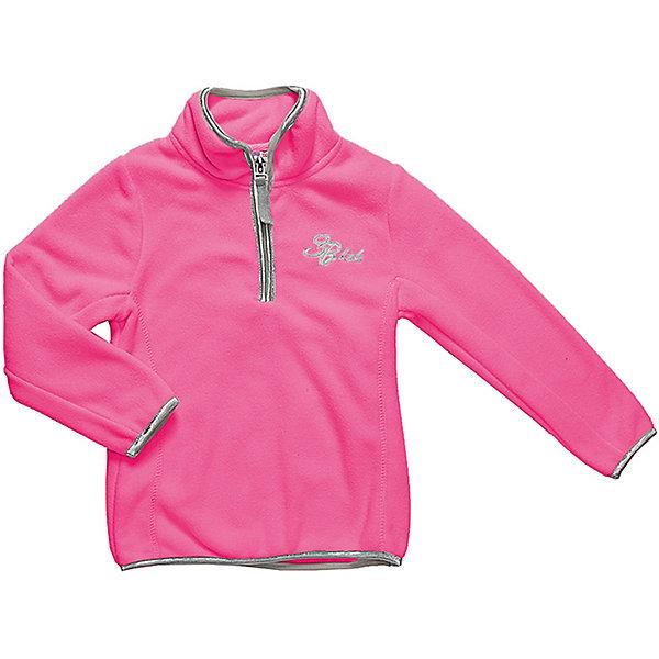 Толстовка Sweet Berry для девочкиТолстовки<br>Характеристики товара:<br><br>• цвет: розовый;<br>• состав материала: 100% полиэстер, флис;<br>• сезон: демисезон;<br>• плотность флиса: 180 г/м?;<br>• особенности модели: спортивный стиль;<br>• застежка: молния;<br>• контрастный кант;<br>• страна бренда: Россия;<br>• страна производства: Китай.<br><br>Флисовая толстовка с короткой молнией. Воротник-стойка защищает горло от ветра. Головина, манжеты рукавов и низ изделия декорированы контрастным кантом. Плотность флиса 180 гр.м2.<br><br>Толстовку Sweet Berry (Свит Берри) для девочки можно купить в нашем интернет-магазине.<br>Ширина мм: 190; Глубина мм: 74; Высота мм: 229; Вес г: 236; Цвет: розовый; Возраст от месяцев: 24; Возраст до месяцев: 36; Пол: Женский; Возраст: Детский; Размер: 98,122,116,110,104,92,134,128; SKU: 7093868;