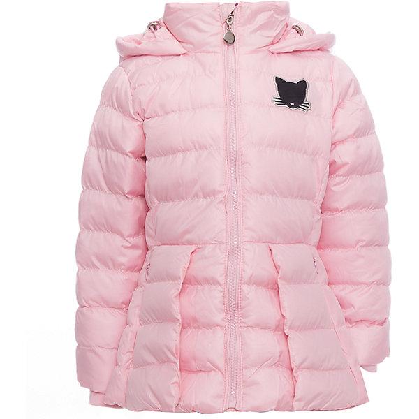 Куртка Sweet Berry для девочкиДемисезонные куртки<br>Куртка Sweet Berry для девочки<br>Стильная, стеганая куртка для девочки декорированная милой аппликацией.  Воротник- стойка, несъемный капюшон с дополнительной утяжкой. Два прорезных кармана. Рукава с мягкой эластичной манжетой. Застегивается на молнию.<br>Состав:<br>Верх: 100% полиэстер Подкладка: 100% полиэстер Наполнитель 100% полиэстер<br><br>Ширина мм: 356<br>Глубина мм: 10<br>Высота мм: 245<br>Вес г: 519<br>Цвет: розовый<br>Возраст от месяцев: 24<br>Возраст до месяцев: 36<br>Пол: Женский<br>Возраст: Детский<br>Размер: 98,128,122,116,104,110<br>SKU: 7094038