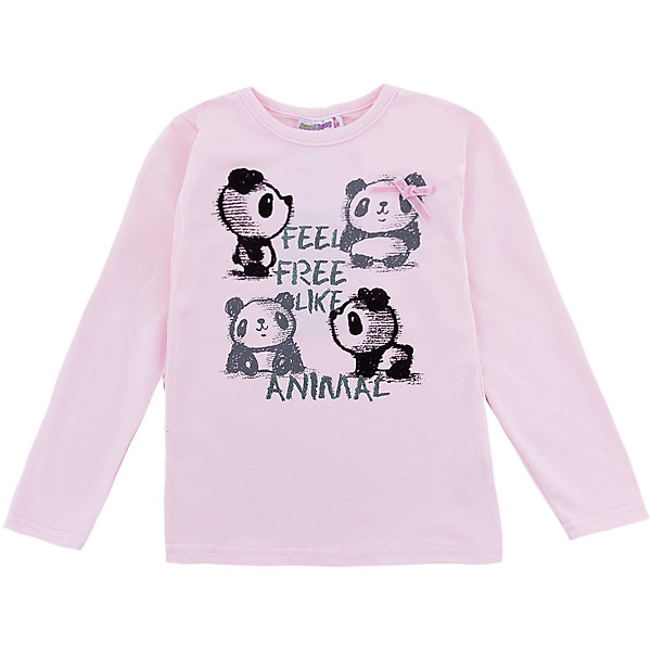 Футболка Sweet Berry для девочкиФутболки с длинным рукавом<br>Характеристики товара:<br><br>• цвет: розовый<br>• состав материала: 95% хлопок, 5% эластан<br>• сезон: демисезон<br>• длинные рукава<br>• страна бренда: Россия<br>• страна производства: Китай<br><br>Трикотажная футболка с длинным рукавом для детей Sweet Berry декорирован симпатичным принтом. Трикотажный детский лонгслив может стать отличной базовой вещью в гардеробе ребенка. Детский лонгслив сшит из мягкого дышащего материала с преобладанием в составе натурального хлопка. <br><br>Лонгслив Sweet Berry (Свит Берри) для девочки можно купить в нашем интернет-магазине.<br>Ширина мм: 199; Глубина мм: 10; Высота мм: 161; Вес г: 151; Цвет: розовый; Возраст от месяцев: 60; Возраст до месяцев: 72; Пол: Женский; Возраст: Детский; Размер: 116,110,104,98,128,122; SKU: 7094108;