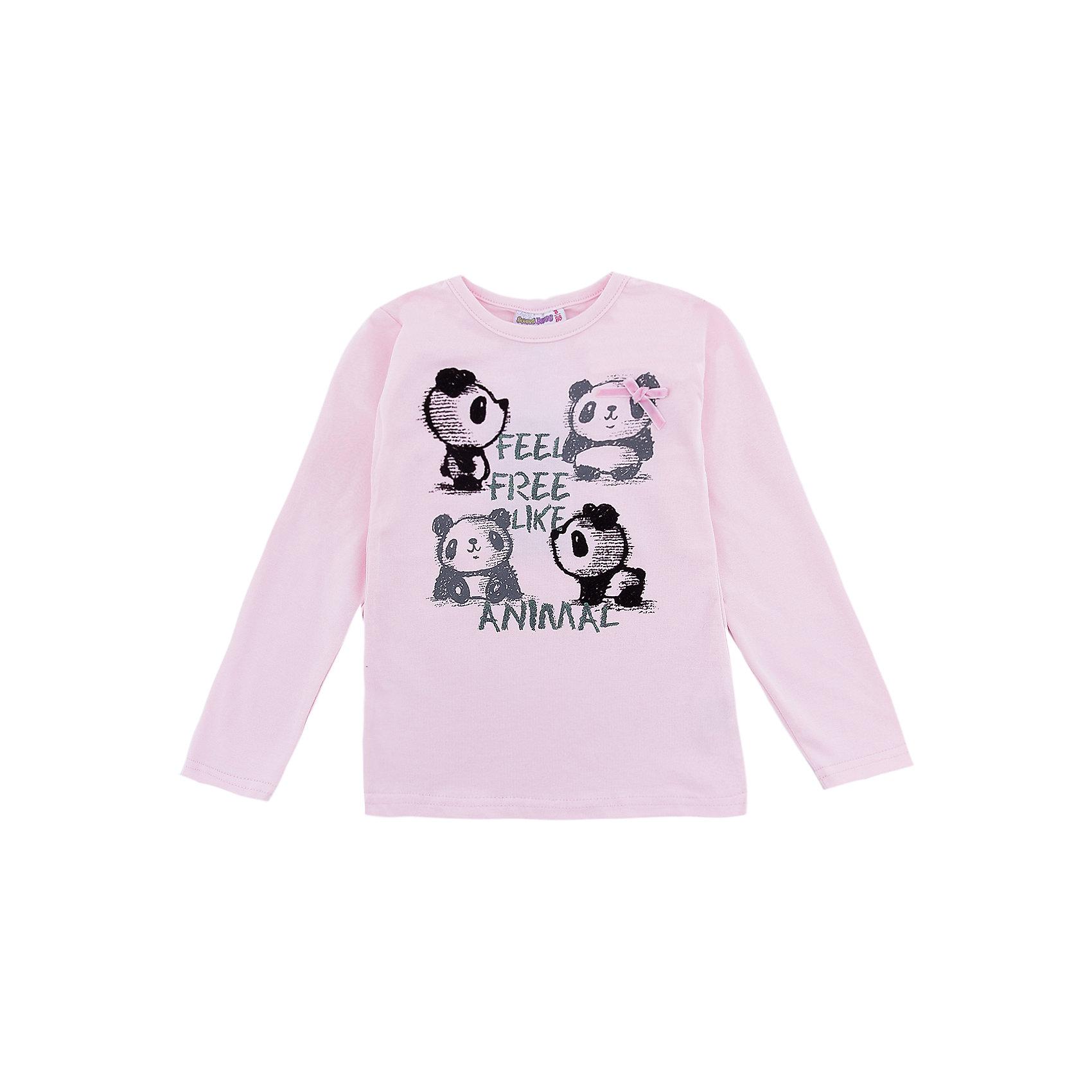 Футболка Sweet Berry для девочкиФутболки с длинным рукавом<br>Футболка Sweet Berry для девочки<br>Розовая трикотажная футболка с длинным рукавом из мягкого хлопкового полотна декорированная милым принтом.  Округлый вырез горловины.<br>Состав:<br>95% хлопок, 5% эластан<br><br>Ширина мм: 199<br>Глубина мм: 10<br>Высота мм: 161<br>Вес г: 151<br>Цвет: розовый<br>Возраст от месяцев: 84<br>Возраст до месяцев: 96<br>Пол: Женский<br>Возраст: Детский<br>Размер: 128,98,104,110,116,122<br>SKU: 7094108
