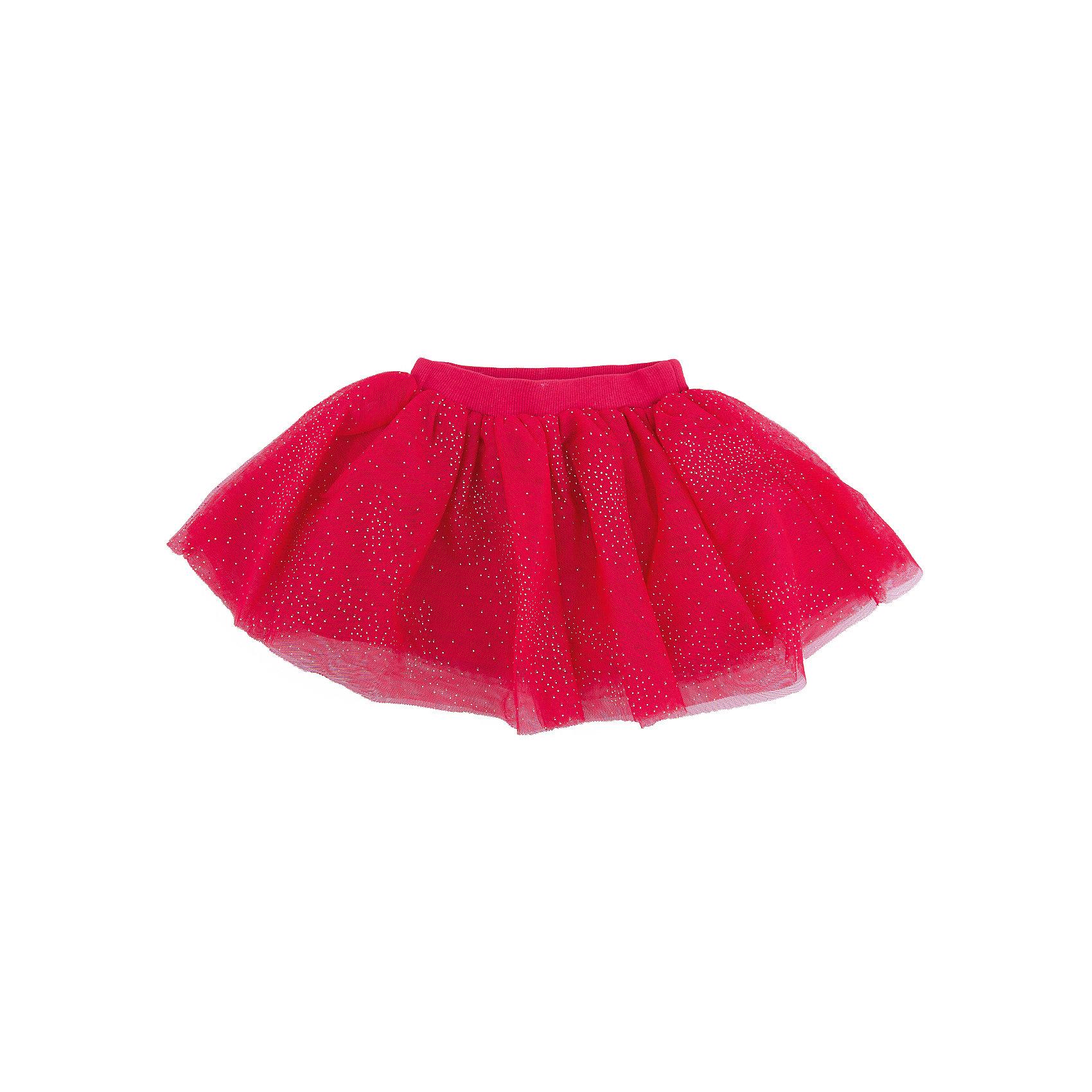 Юбка Sweet Berry для девочкиЮбки<br>Юбка Sweet Berry для девочки<br>Яркая трикотажная юбка для девочки из фатина декорированная блестками. Хлопковая подкладка, широкий эластичный пояс.<br>Состав:<br>Основная ткань: 100% полиэстер Подкладка: 95% хлопок, 5% эластан<br><br>Ширина мм: 207<br>Глубина мм: 10<br>Высота мм: 189<br>Вес г: 183<br>Цвет: красный<br>Возраст от месяцев: 24<br>Возраст до месяцев: 36<br>Пол: Женский<br>Возраст: Детский<br>Размер: 98,80,86,92<br>SKU: 7094343
