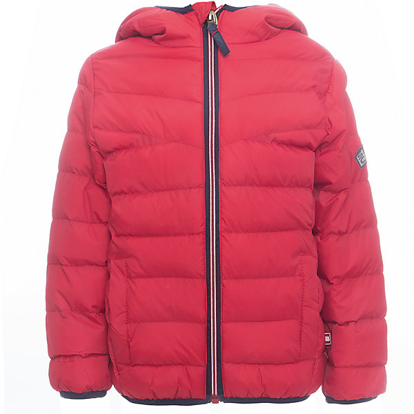 Куртка Sweet Berry для мальчикаДемисезонные куртки<br>Куртка Sweet Berry для мальчика<br>Яркая стеганая куртка с несъемным капюшоном для мальчика. Два прорезных кармана. Капюшон, рукава и низ изделия с контрастной окантовочной резинкой. Куртка застегивается на молнию.<br>Состав:<br>Верх: 100% нейлон Подкладка: 100% полиэстер Наполнитель 100% полиэстер<br><br>Ширина мм: 356<br>Глубина мм: 10<br>Высота мм: 245<br>Вес г: 519<br>Цвет: красный<br>Возраст от месяцев: 24<br>Возраст до месяцев: 36<br>Пол: Мужской<br>Возраст: Детский<br>Размер: 98,128,122,116,110,104<br>SKU: 7094608