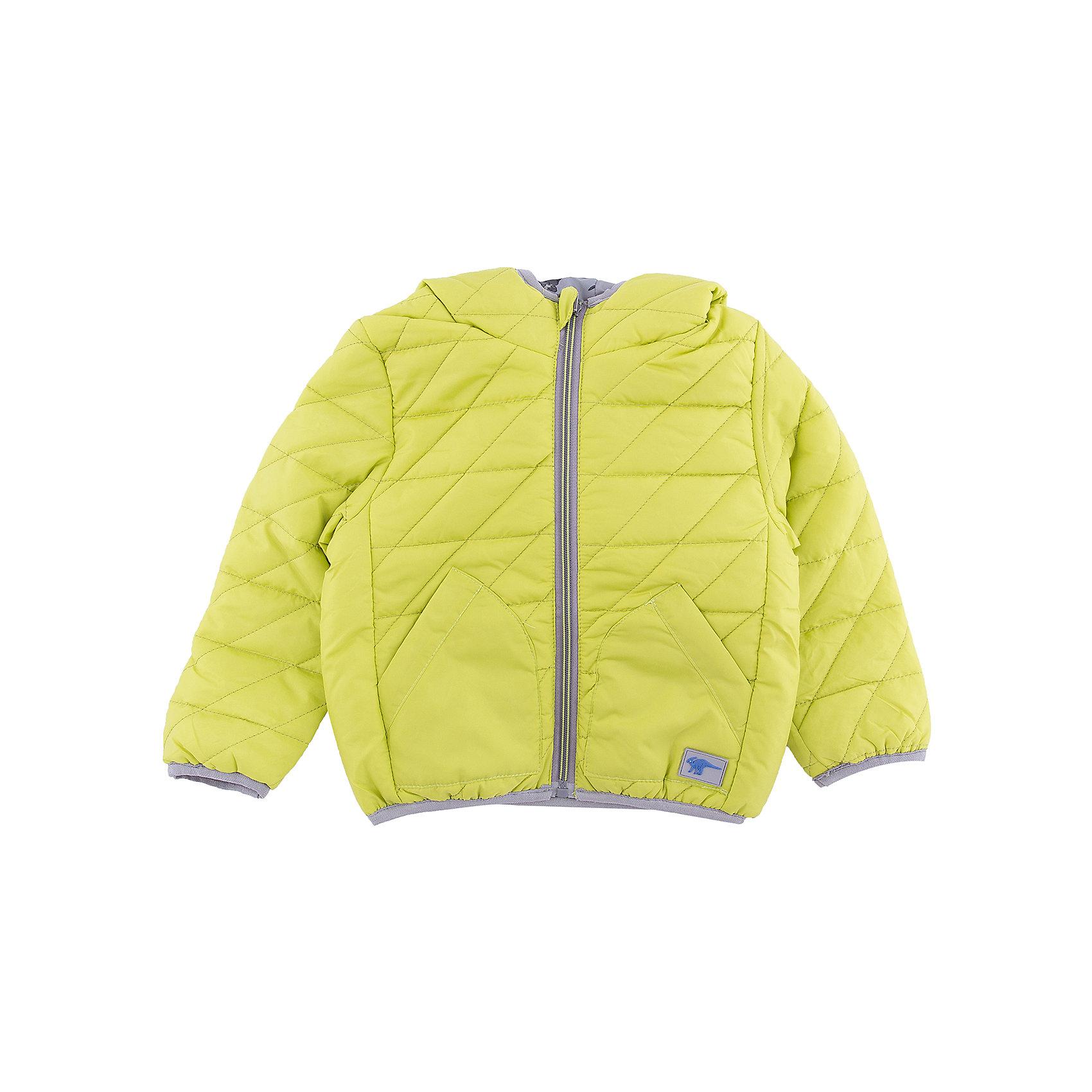 Куртка Sweet Berry для мальчикаВерхняя одежда<br>Куртка Sweet Berry для мальчика<br>Двусторонняя утепленная стеганая куртка для мальчика.  Цельнокроеный капюшон, два прорезных карманы. Капюшон, рукава и низ изделия оформлены контрастной окантовочной резинкой.<br>Состав:<br>Верх: 100% полиэстер Подкладка: 100% полиэстер Наполнитель 100% полиэстер<br><br>Ширина мм: 356<br>Глубина мм: 10<br>Высота мм: 245<br>Вес г: 519<br>Цвет: зеленый<br>Возраст от месяцев: 24<br>Возраст до месяцев: 36<br>Пол: Мужской<br>Возраст: Детский<br>Размер: 98,80,86,92<br>SKU: 7095389