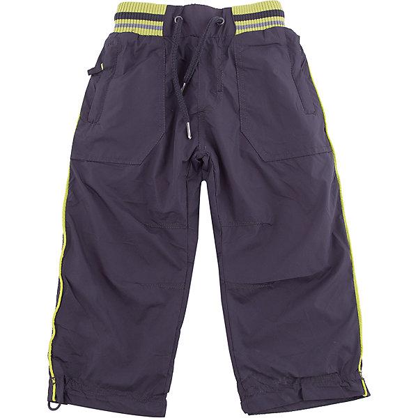 Брюки Sweet Berry для мальчикаВерхняя одежда<br>Характеристики товара:<br><br>• цвет: черный;<br>• ткань верха: 100% полиэстер;<br>• подкладка: 100% полиэстер, флис;<br>• сезон: демисезон;<br>• температурный режим: от +5 до -10С;<br>• особенности модели: спортивный стиль<br>• пояс на резинке сдополнительным шнурком;<br>• низ брючин на эластичной утяжке;<br>• два прорезных кармана на молнии;<br>• страна бренда: Россия<br>• страна производства: Китай<br><br>Утепленные текстильные брюки для мальчика с эластичным поясом со шнуром для регулирования объема по талии. Флисовая подкладка. Декорированы контрастной отделкой. Два прорезных кармана на молнии. Прямой крой, средняя посадка. Низ брючин регулируется эластичной утяжкой.<br><br>Брюки Sweet Berry (Свит Берри) для мальчика можно купить в нашем интернет-магазине.<br>Ширина мм: 215; Глубина мм: 88; Высота мм: 191; Вес г: 336; Цвет: серый; Возраст от месяцев: 24; Возраст до месяцев: 36; Пол: Мужской; Возраст: Детский; Размер: 98,80,86,92; SKU: 7095394;
