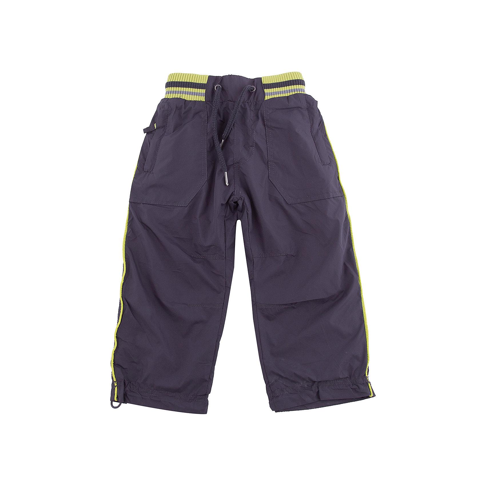 Брюки Sweet Berry для мальчикаВерхняя одежда<br>Брюки Sweet Berry для мальчика<br>Утепленные текстильные брюки для мальчика с эластичным поясом со шнуром для регулирования объема по талии. Флисовая подкладка. Декорированы контрастной отделкой. Два прорезных кармана на молнии. Прямой крой, средняя посадка. Низ брючин регулируется эластичной утяжкой.<br>Состав:<br>Верх: 100% нейлон Подкладка: 100% полиэстер<br><br>Ширина мм: 215<br>Глубина мм: 88<br>Высота мм: 191<br>Вес г: 336<br>Цвет: серый<br>Возраст от месяцев: 24<br>Возраст до месяцев: 36<br>Пол: Мужской<br>Возраст: Детский<br>Размер: 98,80,86,92<br>SKU: 7095394