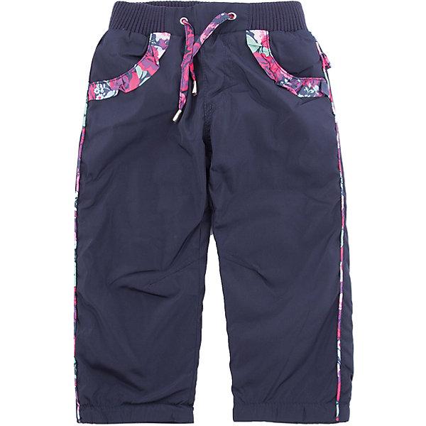 Брюки Sweet Berry для девочкиВерхняя одежда<br>Брюки Sweet Berry для девочки<br>Утепленные текстильные брюки для девочки на меховая подкладке, декорированные контрастными рюшами.  Мягкий, эластичный пояс со шнуром для регулирования объема по талии. Низ брючин регулируется эластичными утяжками.<br>Состав:<br>Верх: 100% полиэстер Подкладка: 100% полиэстер Наполнитель 100% полиэстер<br><br>Ширина мм: 215<br>Глубина мм: 88<br>Высота мм: 191<br>Вес г: 336<br>Цвет: синий<br>Возраст от месяцев: 12<br>Возраст до месяцев: 15<br>Пол: Женский<br>Возраст: Детский<br>Размер: 80,98,92,86<br>SKU: 7095644