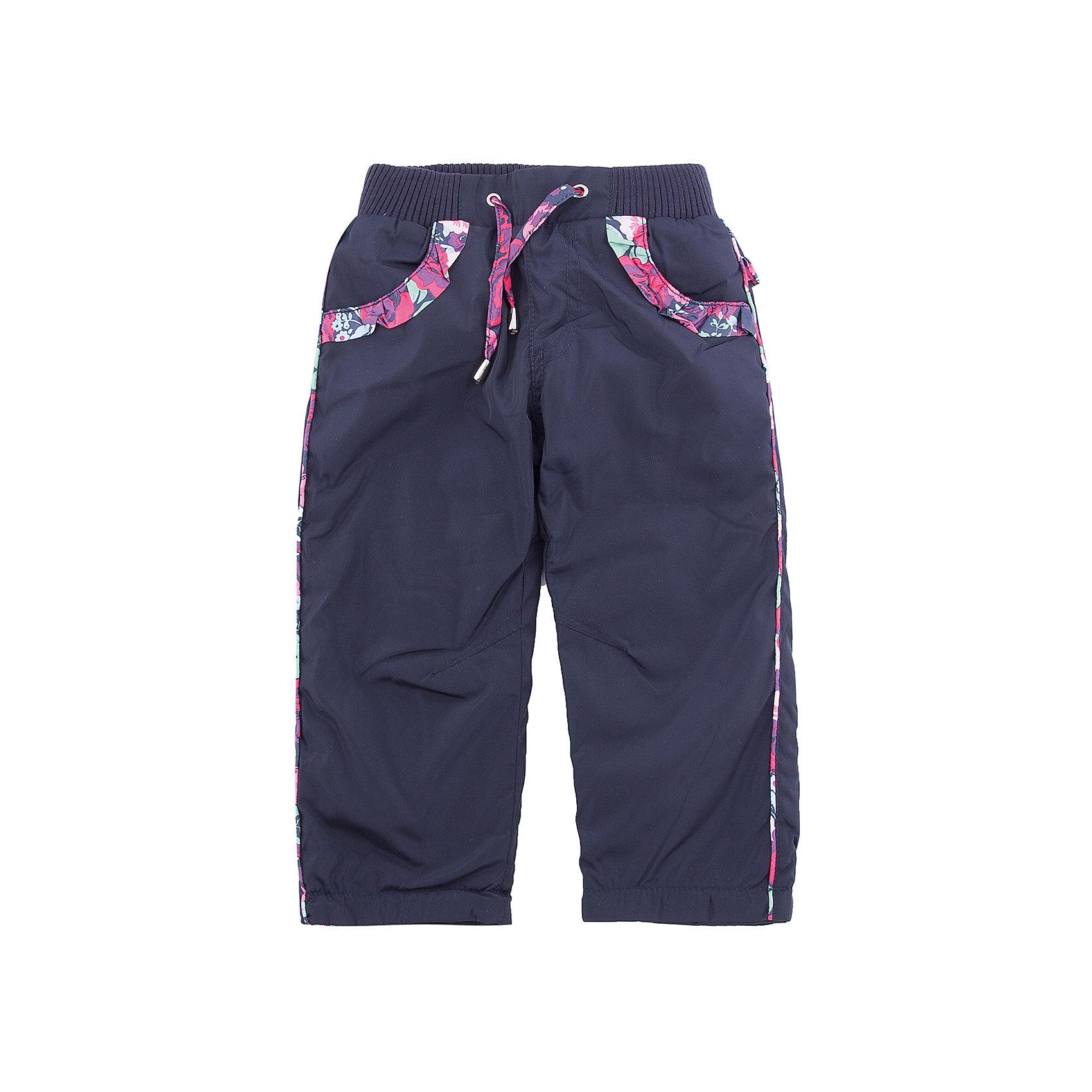 Брюки Sweet Berry для девочкиВерхняя одежда<br>Брюки Sweet Berry для девочки<br>Утепленные текстильные брюки для девочки на меховая подкладке, декорированные контрастными рюшами.  Мягкий, эластичный пояс со шнуром для регулирования объема по талии. Низ брючин регулируется эластичными утяжками.<br>Состав:<br>Верх: 100% полиэстер Подкладка: 100% полиэстер Наполнитель 100% полиэстер<br><br>Ширина мм: 215<br>Глубина мм: 88<br>Высота мм: 191<br>Вес г: 336<br>Цвет: синий<br>Возраст от месяцев: 24<br>Возраст до месяцев: 36<br>Пол: Женский<br>Возраст: Детский<br>Размер: 98,80,86,92<br>SKU: 7095644