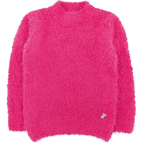 Свитер Sweet Berry для девочкиСвитера и кардиганы<br>Свитер Sweet Berry для девочки<br>Яркий мягкий свитер для девочки из пряжи букле с завышенной горловиной, длинным рукавом.<br>Состав:<br>70% акрил, 30% нейлон<br><br>Ширина мм: 190<br>Глубина мм: 74<br>Высота мм: 229<br>Вес г: 236<br>Цвет: розовый<br>Возраст от месяцев: 12<br>Возраст до месяцев: 15<br>Пол: Женский<br>Возраст: Детский<br>Размер: 80,98,92,86<br>SKU: 7095659