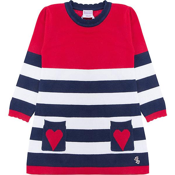 Платье Sweet Berry для девочкиПлатья<br>Платье Sweet Berry для девочки<br>Милое платье для девочки из вязанного трикотажа декорированное двумя накладными кармашками.<br>Состав:<br>70% хлопок, 30% нейлон<br><br>Ширина мм: 236<br>Глубина мм: 16<br>Высота мм: 184<br>Вес г: 177<br>Цвет: красный<br>Возраст от месяцев: 12<br>Возраст до месяцев: 15<br>Пол: Женский<br>Возраст: Детский<br>Размер: 80,98,92,86<br>SKU: 7095754