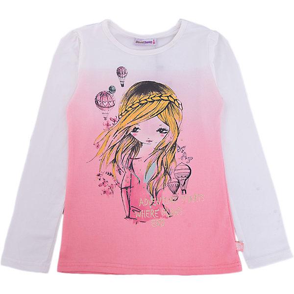 Футболка с длинным рукавом Sweet Berry для девочкиФутболки с длинным рукавом<br>Характеристики товара:<br><br>• цвет: розовый<br>• состав: 95% хлопок, 5% лайкра<br>• сезон: демисезон<br>• длинные рукава<br>• декор: принт<br>• страна бренда: Россия<br>• страна производства: Китай<br><br>Трикотажная футболка с длинным рукавом для девочки сделана из качественного материала с добавлением хлопка. Лонгслив Sweet Berry для девочки оригинально выглядит благодаря принту. Детский лонгслив может стать базовой вещью в гардеробе <br><br>Лонгслив Sweet Berry (Свит Берри) для девочки можно купить в нашем интернет-магазине.<br><br>Ширина мм: 230<br>Глубина мм: 40<br>Высота мм: 220<br>Вес г: 250<br>Цвет: оранжевый<br>Возраст от месяцев: 24<br>Возраст до месяцев: 36<br>Пол: Женский<br>Возраст: Детский<br>Размер: 98,128,122,116,110,104<br>SKU: 7096677