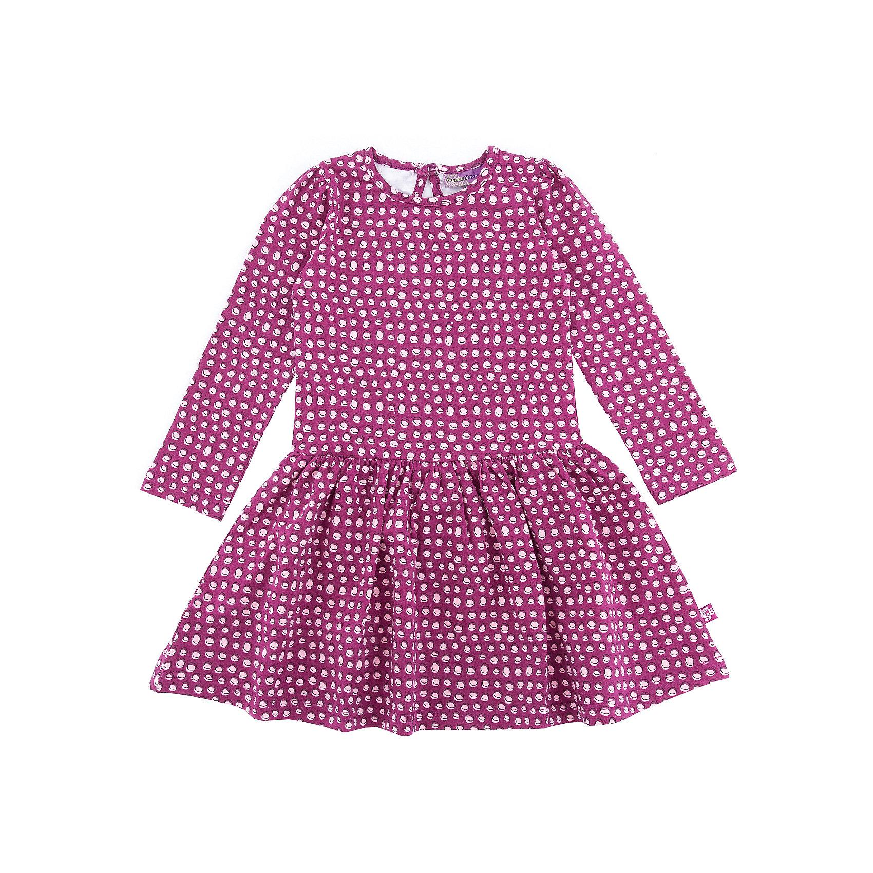 Платье Sweet Berry для девочкиОсенне-зимние платья и сарафаны<br>Платье Sweet Berry для девочки<br><br>Состав:<br>95% хлопок, 5% эластан<br><br>Ширина мм: 236<br>Глубина мм: 16<br>Высота мм: 184<br>Вес г: 177<br>Цвет: лиловый<br>Возраст от месяцев: 84<br>Возраст до месяцев: 96<br>Пол: Женский<br>Возраст: Детский<br>Размер: 128,98,104,110,116,122<br>SKU: 7096858