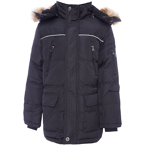 Куртка Luminoso для мальчикаВерхняя одежда<br>Характеристики товара:<br><br>• цвет: серый<br>• состав ткани: 100% полиэстер/100% нейлон<br>• подкладка: 100% полиэстер <br>• утеплитель: 100% полиэстер <br>• сезон: демисезон<br>• температурный режим: от -10 до +5<br>• капюшон: с мехом, съемный<br>• застежка: молния<br>• страна бренда: Россия<br>• страна изготовитель: Россия<br><br>Эта теплая куртка имеет удобный капюшон. Демисезонная куртка для ребенка поможет обеспечить необходимый уровень комфорта в прохладную погоду. Плотная ткань и утеплитель теплой куртки защитят ребенка от холодного воздуха. <br><br>Куртку Luminoso (Люминозо) для мальчика можно купить в нашем интернет-магазине.<br><br>Ширина мм: 356<br>Глубина мм: 10<br>Высота мм: 245<br>Вес г: 519<br>Цвет: серый<br>Возраст от месяцев: 96<br>Возраст до месяцев: 108<br>Пол: Мужской<br>Возраст: Детский<br>Размер: 134,164,158,152,146,140<br>SKU: 7096886