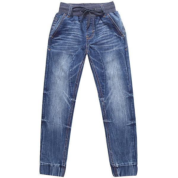 Джинсы Luminoso для мальчикаДжинсовая одежда<br>Характеристики товара:<br><br>• цвет: синий<br>• состав: 98% хлопок, 2% спандекс<br>• сезон: демисезон<br>• пояс: резинка, шнурок<br>• эффект потертостей<br>• страна бренда: Россия<br>• страна производства: Китай<br><br>Стильные джинсы для мальчика декорированы эффектом потертостей. Джинсы Luminoso для мальчика легко надеваются благодаря резинке и утяжке в поясе. Детские джинсы модно смотрятся и комфортно сидят по фигуре. <br><br>Джинсы Luminoso (Люминозо) для мальчика можно купить в нашем интернет-магазине.<br><br>Ширина мм: 215<br>Глубина мм: 88<br>Высота мм: 191<br>Вес г: 336<br>Цвет: синий<br>Возраст от месяцев: 96<br>Возраст до месяцев: 108<br>Пол: Мужской<br>Возраст: Детский<br>Размер: 134,164,158,152,146,140<br>SKU: 7096956