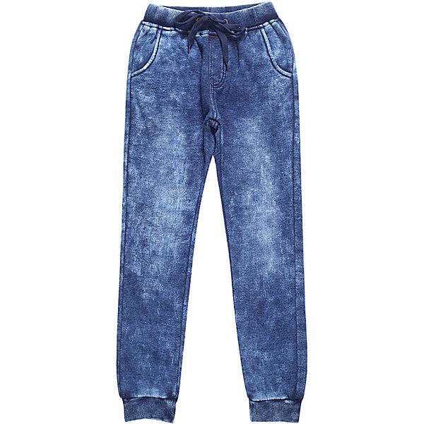 Брюки Luminoso для мальчикаДжинсовая одежда<br>Характеристики товара:<br><br>• цвет: синий<br>• состав: 98% хлопок, 2% спандекс<br>• сезон: демисезон<br>• пояс: резинка, шнурок<br>• эффект потертостей<br>• страна бренда: Россия<br>• страна производства: Китай<br><br>Джинсы Luminoso для мальчика легко надеваются благодаря резинке и утяжке в поясе. Детские джинсы модно смотрятся и комфортно сидят по фигуре. Стильные джинсы для мальчика декорированы эффектом потертостей. <br><br>Джинсы Luminoso (Люминозо) для мальчика можно купить в нашем интернет-магазине.<br><br>Ширина мм: 215<br>Глубина мм: 88<br>Высота мм: 191<br>Вес г: 336<br>Цвет: синий<br>Возраст от месяцев: 96<br>Возраст до месяцев: 108<br>Пол: Мужской<br>Возраст: Детский<br>Размер: 134,164,158,152,146,140<br>SKU: 7097047