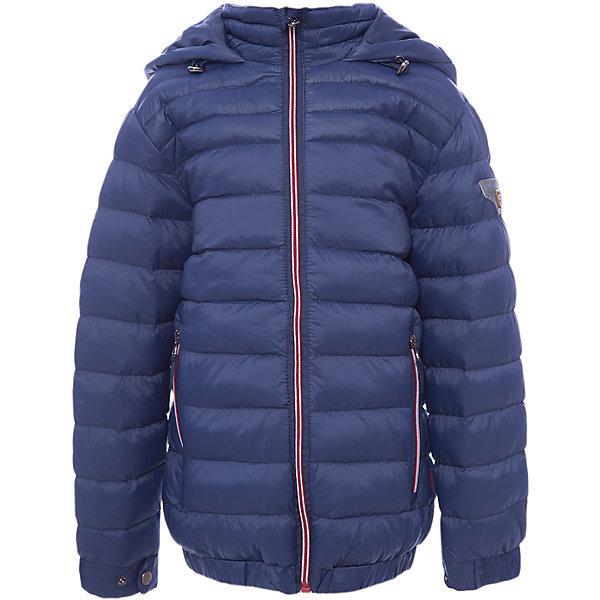 Куртка Luminoso для мальчикаВерхняя одежда<br>Характеристики товара:<br><br>• цвет: синий<br>• состав ткани: 100% нейлон<br>• подкладка: 100% полиэстер <br>• утеплитель: 100% полиэстер <br>• сезон: демисезон<br>• температурный режим: от 0 до +15<br>• капюшон: без меха, несъемный<br>• застежка: молния<br>• страна бренда: Россия<br>• страна изготовитель: Россия<br><br>Эта детская теплая куртка имеет удобный капюшон. Демисезонная куртка для ребенка поможет обеспечить необходимый уровень комфорта в прохладную погоду. Плотная ткань и утеплитель теплой куртки защитят ребенка от холодного воздуха. <br><br>Куртку Luminoso (Люминозо) для мальчика можно купить в нашем интернет-магазине.<br>Ширина мм: 356; Глубина мм: 10; Высота мм: 245; Вес г: 519; Цвет: синий; Возраст от месяцев: 132; Возраст до месяцев: 144; Пол: Мужской; Возраст: Детский; Размер: 152,146,140,134,164,158; SKU: 7097089;