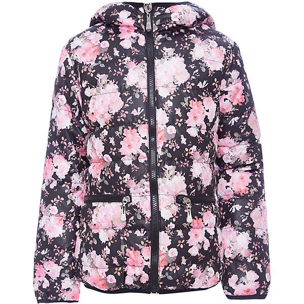 Куртка Luminoso для девочкиВерхняя одежда<br>Характеристики товара:<br><br>• цвет: черный<br>• двухсторонняя<br>• состав ткани: 100% полиэстер<br>• подкладка: 100% полиэстер <br>• утеплитель: 100% полиэстер <br>• сезон: демисезон<br>• температурный режим: от 0 до +15<br>• капюшон: без меха, несъемный<br>• застежка: молния<br>• страна бренда: Россия<br>• страна изготовитель: Россия<br><br>Эта детская теплая куртка - двухсторонняя, ее можно вывернуть и получить еще одну модель. Демисезонная куртка для ребенка поможет обеспечить необходимый уровень комфорта в прохладную погоду. Плотная ткань и утеплитель теплой куртки защитят ребенка от холодного воздуха. <br><br>Куртку Luminoso (Люминозо) для девочки можно купить в нашем интернет-магазине.<br><br>Ширина мм: 356<br>Глубина мм: 10<br>Высота мм: 245<br>Вес г: 519<br>Цвет: черный<br>Возраст от месяцев: 144<br>Возраст до месяцев: 156<br>Пол: Женский<br>Возраст: Детский<br>Размер: 164,158,152,146,140,134<br>SKU: 7097103