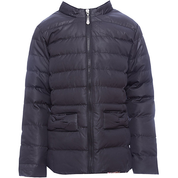 Куртка Luminoso для девочкиВерхняя одежда<br>Характеристики товара:<br><br>• цвет: черный<br>• двухсторонняя<br>• состав ткани: 100% полиэстер<br>• подкладка: 100% полиэстер <br>• утеплитель: 100% полиэстер <br>• сезон: демисезон<br>• температурный режим: от 0 до +15<br>• капюшон: нет<br>• застежка: молния<br>• страна бренда: Россия<br>• страна изготовитель: Россия<br><br>Демисезонная куртка для ребенка поможет обеспечить необходимый уровень комфорта в прохладную погоду. Плотная ткань и утеплитель теплой куртки защитят ребенка от холодного воздуха. Подкладка детской куртки - с красивым принтом.<br><br>Куртку Luminoso (Люминозо) для девочки можно купить в нашем интернет-магазине.<br><br>Ширина мм: 356<br>Глубина мм: 10<br>Высота мм: 245<br>Вес г: 519<br>Цвет: черный<br>Возраст от месяцев: 132<br>Возраст до месяцев: 144<br>Пол: Женский<br>Возраст: Детский<br>Размер: 152,146,140,134,158,164<br>SKU: 7097110