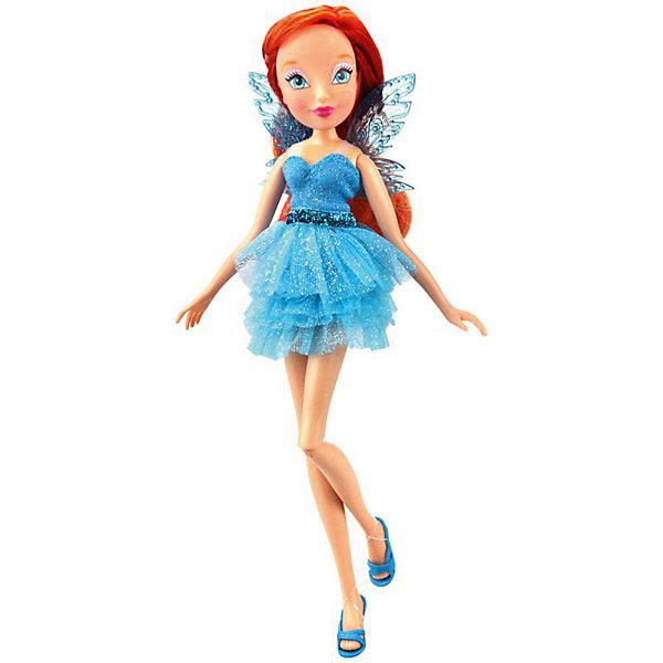 Купить Кукла Winx Club Мода и магия-4 Блум, 31, 5 см, Китай, Женский
