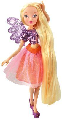 Кукла Winx Club Мерцающее облако Стелла, 35 см