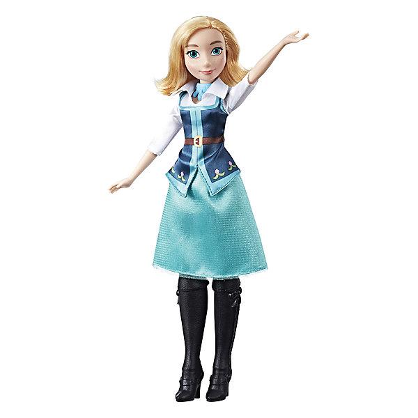 Кукла Hasbro Disney Princess Елена - принцесса Авалона, НаомиПринцессы Игрушки<br>Характеристики товара:<br><br>• возраст: от 3 лет;<br>• материал: пластик, текстиль;<br>• высота куклы: 30 см;<br>• размер упаковки: 34х15х6 см;<br>• вес упаковки: 160 гр.;<br>• страна производитель: Китай.<br><br>Кукла «Наоми, подруга Елены принцессы Авалора» Hasbro — героиня известного мультсериала. Она одета в голубой костюм, белую рубашку и высокие сапоги. У куклы светлые короткие волосы, которые можно расчесывать заплетать и украшать. Руки и ноги куклы подвижны.<br><br>Куклу «Наоми, подруга Елены принцессы Авалора» Hasbro можно приобрести в нашем интернет-магазине.<br>Ширина мм: 9999; Глубина мм: 9999; Высота мм: 9999; Вес г: 9999; Возраст от месяцев: 36; Возраст до месяцев: 120; Пол: Женский; Возраст: Детский; SKU: 7097974;