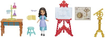 Набор С Мини-Куклой Hasbro Disney Princess Елена - Принцесса Авалона , Изабелла В Лаборатории