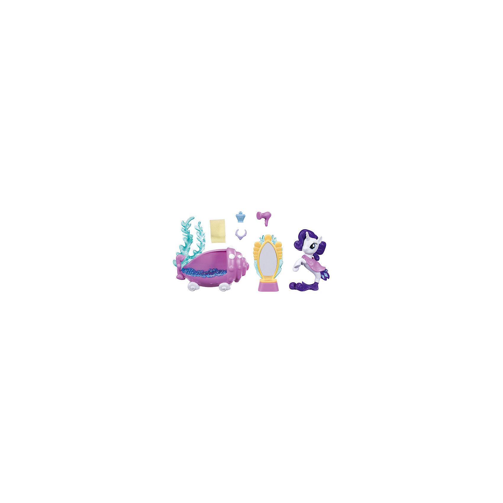 Игровой набор Hasbro My Little Pony Мерцание, РаритиЛюбимые герои<br><br><br>Ширина мм: 9999<br>Глубина мм: 9999<br>Высота мм: 9999<br>Вес г: 9999<br>Возраст от месяцев: 36<br>Возраст до месяцев: 120<br>Пол: Женский<br>Возраст: Детский<br>SKU: 7097982