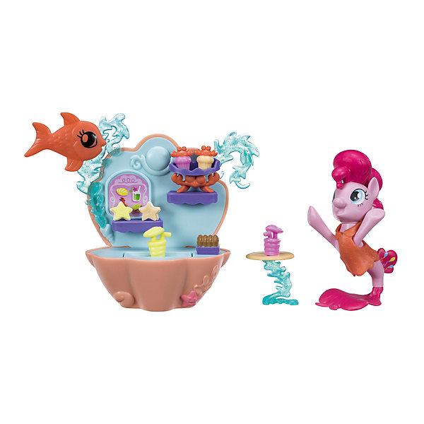 Игровой набор Hasbro My Little Pony Мерцание, Пинки ПайФигурки из мультфильмов<br>Характеристики товара:<br><br>• возраст: от 3 лет;<br>• материал: пластик;<br>• в комплекте: фигурка пони, аксессуары;<br>• размер упаковки: 20,3х20,3х6,4 см;<br>• вес упаковки: 575 гр.;<br>• страна производитель: Китай.<br><br>Игровой набор «Май Литтл Пони: Мерцание» Hasbro создан по мотивам известного мультсериала про разноцветных маленьких пони. В набор входят фигурка пони и аксессуары, которые разнообразят игровой процесс. Игрушка выполнена из качественного безопасного пластика.<br><br>Игровой набор «Май Литтл Пони: Мерцание» Hasbro можно приобрести в нашем интернет-магазине.<br><br>Ширина мм: 9999<br>Глубина мм: 9999<br>Высота мм: 9999<br>Вес г: 9999<br>Возраст от месяцев: 36<br>Возраст до месяцев: 120<br>Пол: Женский<br>Возраст: Детский<br>SKU: 7097983
