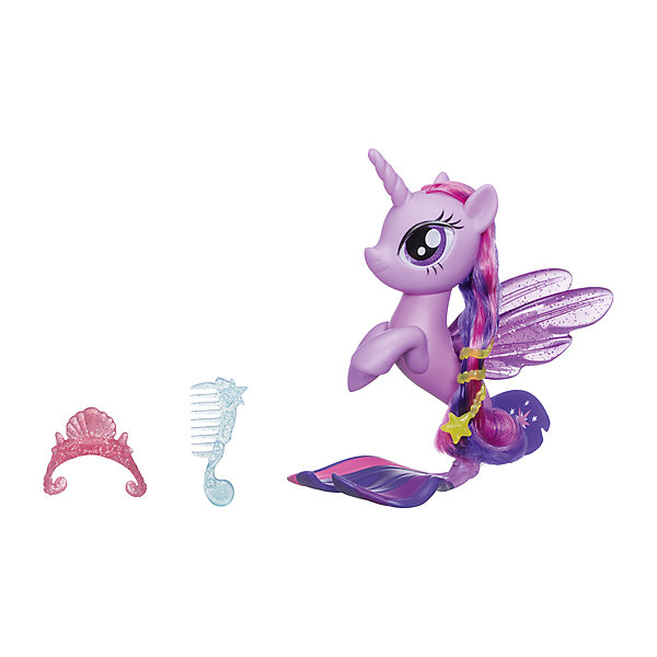 Игровой набор Hasbro My Little Pony Мерцание, Искорка (Твайлайт Спаркл)Фигурки из мультфильмов<br>Характеристики товара:<br><br>• возраст: от 3 лет;<br>• материал: пластик;<br>• в комплекте: фигурка пони, аксессуары;<br>• высота фигурки: 15 см;<br>• размер упаковки: 20,3х23х6,7 см;<br>• вес упаковки: 400 гр.;<br>• страна производитель: Китай.<br><br>Игровой набор «Пони-модницы: Мерцание» Hasbro создан по мотивам известного мультсериала про разноцветных маленьких пони. В набор входят фигурка пони и аксессуары, которые разнообразят игровой процесс. У пони яркая мягкая грива, которую можно расчесывать, украшать заколками и резиночками. Игрушка выполнена из качественного безопасного пластика.<br><br>Игровой набор «Пони-модницы: Мерцание» Hasbro можно приобрести в нашем интернет-магазине.<br><br>Ширина мм: 9999<br>Глубина мм: 9999<br>Высота мм: 9999<br>Вес г: 9999<br>Возраст от месяцев: 36<br>Возраст до месяцев: 120<br>Пол: Женский<br>Возраст: Детский<br>SKU: 7097984