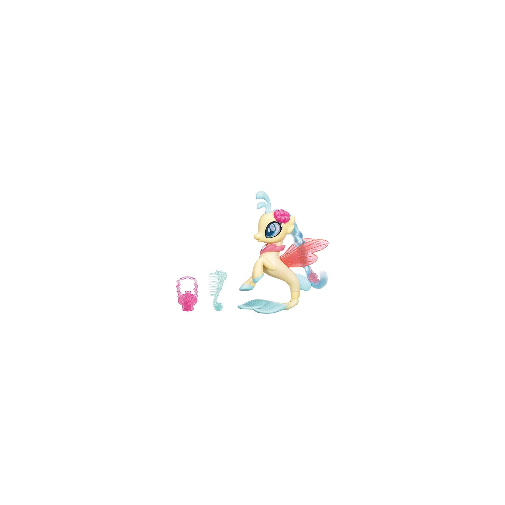 Игровой набор Hasbro My Little Pony Мерцание, Принцесса СкайстарЛюбимые герои<br>Характеристики:<br><br>• в наборе представлен персонаж из серии «Мерцание;<br>• пони-модница устойчиво стоит на подставке<br>• материал фигурки: пластик;<br>• различные аксессуары позволяют разнообразить игру;<br>• фигурки можно использовать в комбинации с различными игровыми наборами MLP.<br><br><br>MLP Мерцание пони-модницы можно купить в нашем интернет-магазине.<br><br>Ширина мм: 9999<br>Глубина мм: 9999<br>Высота мм: 9999<br>Вес г: 9999<br>Возраст от месяцев: 36<br>Возраст до месяцев: 120<br>Пол: Женский<br>Возраст: Детский<br>SKU: 7097986