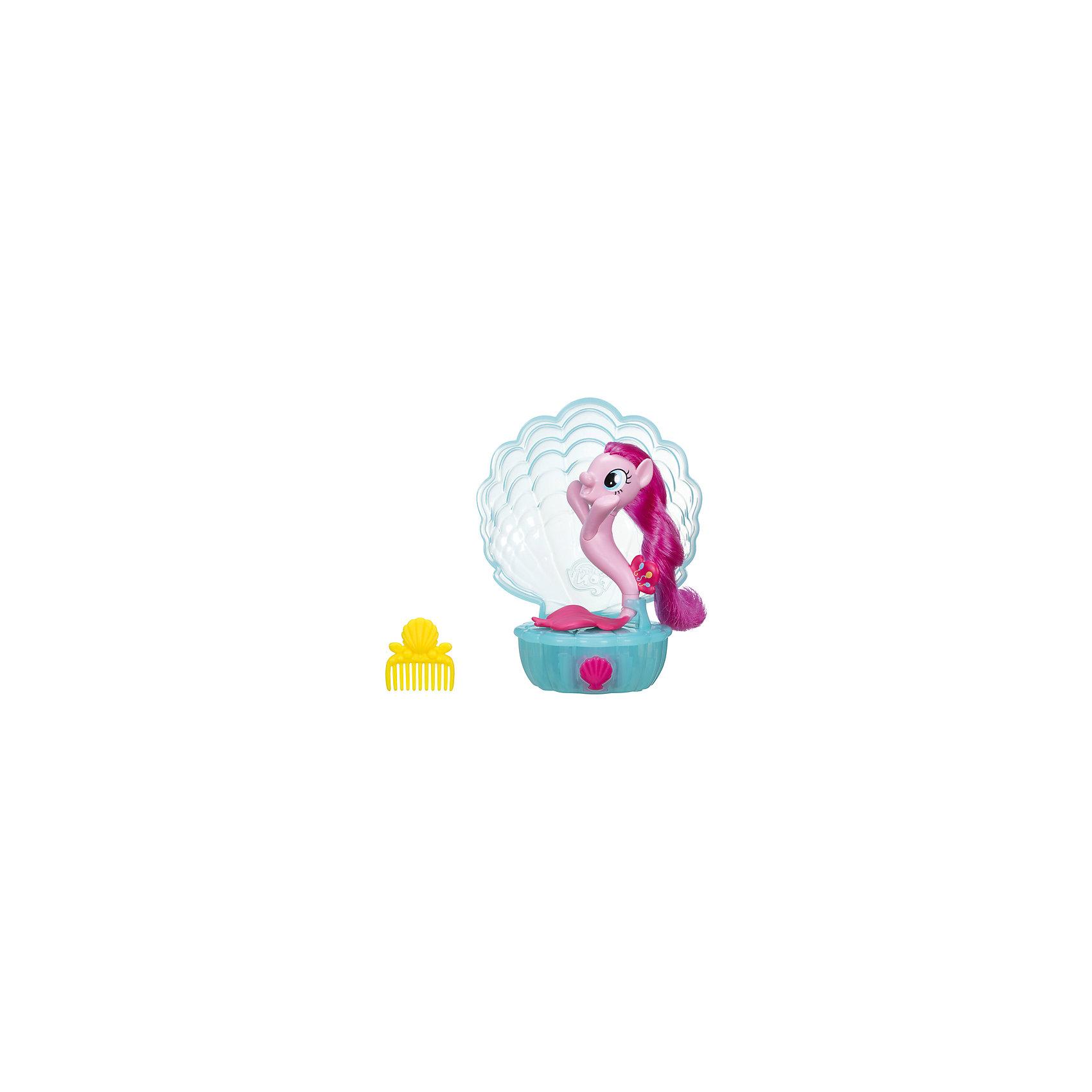 Мини-игровой набор Hasbro My Little Pony Мерцание, Пинки ПайЛюбимые герои<br><br><br>Ширина мм: 9999<br>Глубина мм: 9999<br>Высота мм: 9999<br>Вес г: 9999<br>Возраст от месяцев: 36<br>Возраст до месяцев: 120<br>Пол: Женский<br>Возраст: Детский<br>SKU: 7097990