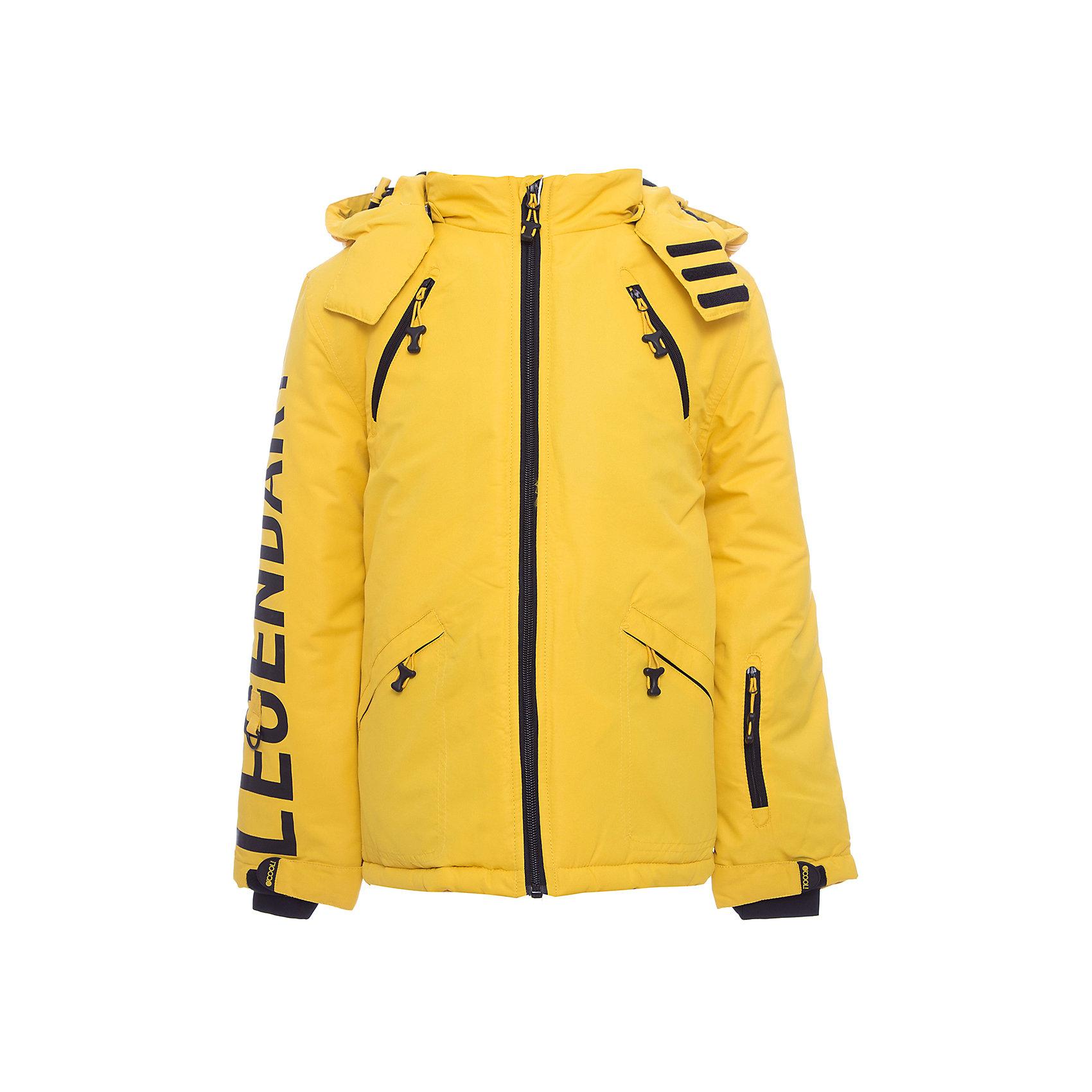 Куртка Scool для мальчикаВерхняя одежда<br>Характеристики товара:<br><br>• цвет: желтый;<br>• состав; 100% полиэстер;<br>• подкладка: 100% полиэстер, флис;<br>• утеплитель; 100% полиэстер, 250 г/м2;<br>• сезон: зима;<br>• температурный режим: от 0 до -20С;<br>• водоотталкивающая пропитка;<br>• застежка: молния с защитой подбородка;<br>• капюшон не отстегивается;<br>• регулируемый капюшон со шнурком-кулиской;<br>• сплошная флисовая подкладка;<br>• эластичные мягкие манжеты;<br>• снегозащитная юбка;<br>• низ изделия регулируется шнурком-кулиской;<br>• два накладных кармана;<br>• коллекция: милитари;<br>• страна бренда: Германия;<br>• страна изготовитель: Китай.<br><br>Куртка Scool для мальчика. Теплая куртка из ткани с водоотталкивающей пропиткой - отличное решение для холодной погоды. Вшивной капюшон дополнен регулируемым шнуром - кулиской. Подкладка из теплого флиса. Модель со снегозащитной юбкой. Низ изделия дополнен регулируемым шнуром - кулиской. Куртка дополнена накладными карманами.<br><br>Куртку Scool для мальчика (Скул) можно купить в нашем интернет-магазине.<br><br>Ширина мм: 356<br>Глубина мм: 10<br>Высота мм: 245<br>Вес г: 519<br>Цвет: белый<br>Возраст от месяцев: 156<br>Возраст до месяцев: 168<br>Пол: Мужской<br>Возраст: Детский<br>Размер: 134,164,140,146,152,158<br>SKU: 7104859