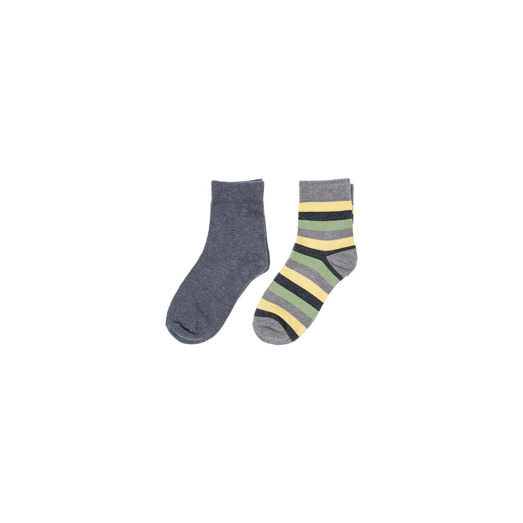 Носки Scool для мальчикаНоски<br>Носки Scool для мальчика<br>Носки очень мягкие, из  натуральных материалов, приятные к телу и не сковывают движений. Хорошо пропускают воздух, тем самым позволяя коже дышать. Даже частые стирки, при условии соблюдений рекомендаций по уходу, не изменят ни форму, ни цвет изделия. Одна из моделей выполнена в технике - yarn dyed - в процессе производства в полотне используются разного цвета нити.  Мягкая резинка не сдавливает нежную детскую кожу.<br>Состав:<br>75% хлопок, 22% нейлон, 3% эластан<br><br>Ширина мм: 87<br>Глубина мм: 10<br>Высота мм: 105<br>Вес г: 115<br>Цвет: серый<br>Возраст от месяцев: 156<br>Возраст до месяцев: 168<br>Пол: Мужской<br>Возраст: Детский<br>Размер: 24,20,22<br>SKU: 7105019