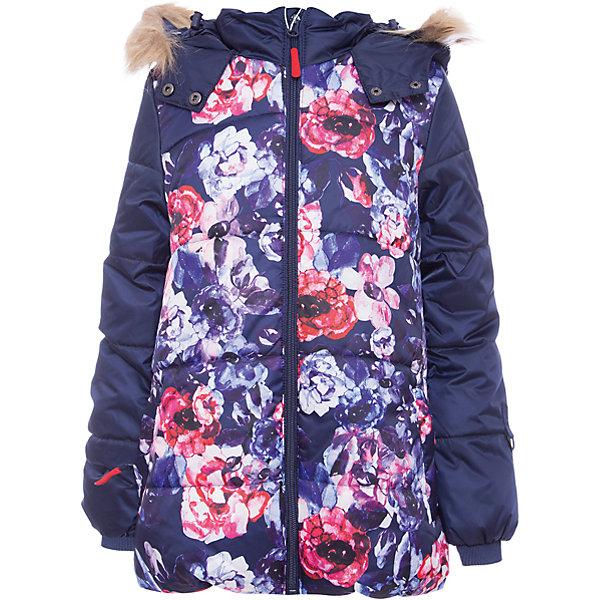 Куртка Scool для девочкиВерхняя одежда<br>Характеристики товара:<br><br>• цвет: синий;<br>• состав: 100% полиэстер;<br>• подкладка: 100% полиэстер, флис;<br>• утеплитель: 100% полиэстер, 300 г/м2;<br>• сезон: зима;<br>• температурный режим: от 0 до -25С;<br>• водонепроницаемая ткань;<br>• застежка: молния с защитой подбородка;<br>• капюшон не съемный;<br>• дополнительная планка на кнопках у капюшона для защиты от ветра;<br>• съемный искусственный мех на капюшоне;<br>• заниженная спинка;<br>• сплошная флисовая подкладка;<br>• воротник и манжеты на мягкой эластичной резинке;<br>• рукава с кольцами для перчаток;<br>• два кармана;<br>• светоотражающие детали;<br>• коллекция: Привет, Париж!;<br>• страна бренда: Германия;<br>• страна изготовитель: Китай.<br><br>Куртка Scool для девочки. Теплая куртка из водонепроницаемой принтованной ткани. Модель на молнии. Специальный карман для фиксации бегунка не позволит застежке травмировать нежную детскую кожу. Подкладка из флиса. Встрочной капюшон дополнен опушкой из искусственного меха, при необходимости опушку можно отстегнуть. <br><br>Воротник и манжеты на мягких трикотажных резинках. Куртка с заниженной спинкой. Рукава дополнены кольцами для перчаток. Светоотражатели обеспечат видимость ребенка в темное время суток. Куртка с двумя встрочными карманами.<br><br>Куртку Scool для девочки (Скул) можно купить в нашем интернет-магазине.<br><br>Ширина мм: 356<br>Глубина мм: 10<br>Высота мм: 245<br>Вес г: 519<br>Цвет: белый<br>Возраст от месяцев: 96<br>Возраст до месяцев: 108<br>Пол: Женский<br>Возраст: Детский<br>Размер: 134,140,146,152,158,164<br>SKU: 7105485