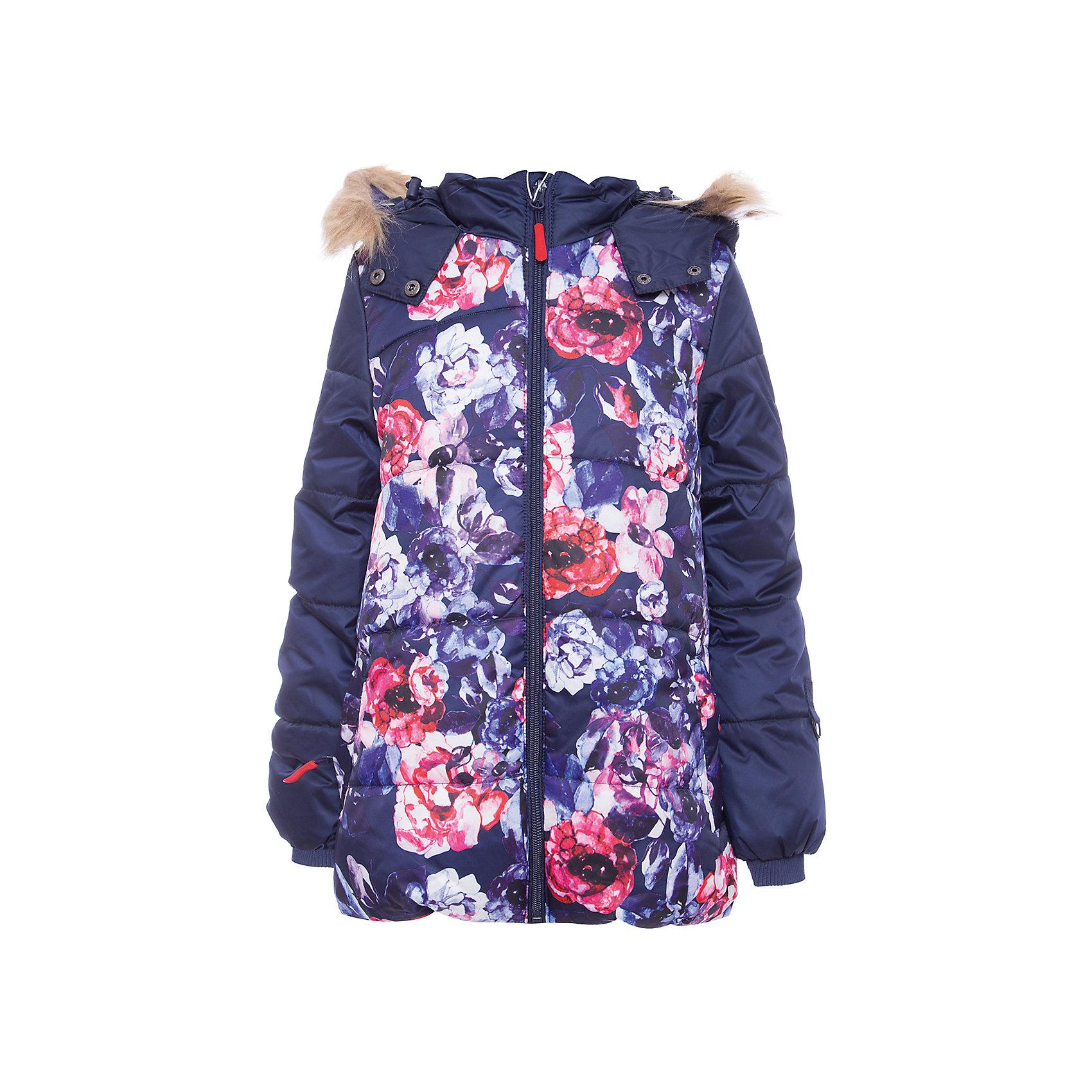 Куртка Scool для девочкиВерхняя одежда<br>Куртка Scool для девочки<br>Теплая куртка из водонепроницаемой принтованной ткани. Модель на молнии. Специальный карман для фиксации бегунка не позволит застежке травмировать нежную детскую кожу. Подкладка из флиса. Встрочной капюшон дополнен опушкой из искусственного меха, при необходимости опушку можно отстегнуть. Воротник и манжеты на мягких трикотажных резинках. Куртка с заниженной спинкой. Рукава дополнены кольцами для перчаток. Светоотражатели обеспечат видимость ребенка в темное время суток. Куртка с двумя встрочными карманами.<br>Состав:<br>Верх: 100% полиэстер, Подкладка: 100% полиэстер, Наполнитель: 100% полиэстер, 300 г/м2<br><br>Ширина мм: 356<br>Глубина мм: 10<br>Высота мм: 245<br>Вес г: 519<br>Цвет: белый<br>Возраст от месяцев: 156<br>Возраст до месяцев: 168<br>Пол: Женский<br>Возраст: Детский<br>Размер: 164,134,140,146,152,158<br>SKU: 7105485