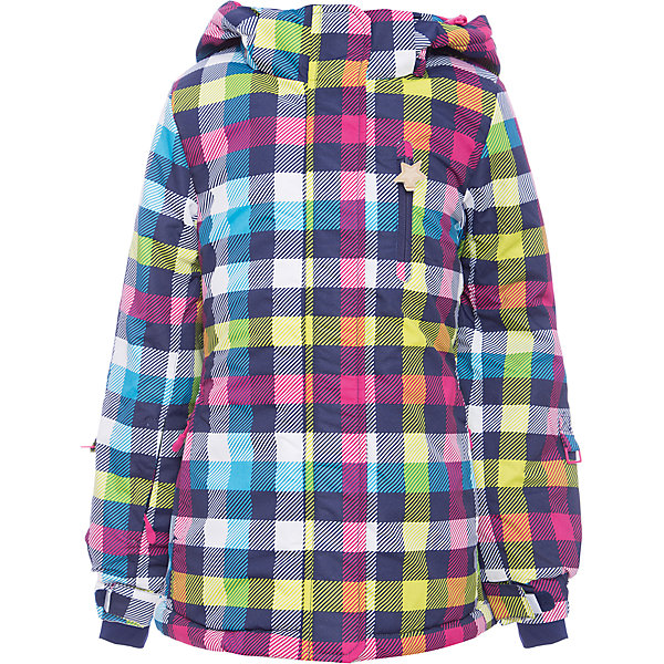 Куртка Scool для девочкиВерхняя одежда<br>Характеристики товара:<br><br>• цвет: мульти;<br>• состав: 100% полиэстер;<br>• подкладка: 100% полиэстер, флис;<br>• утеплитель: 100% полиэстер, 250 г/м2;<br>• сезон: зима;<br>• температурный режим: от 0 до -20С;<br>• водоотталкивающая пропитка;<br>• застежка: молния с защитой подбородка;<br>• съемный капюшон на кнопках;<br>• регулируемый капюшон, шнурок-кулиска;<br>• плотные манжеты с отверстием для большого пальца;<br>• снегозащитная юбка;<br>• сплошная флисовая подкладка;<br>• рукава с кольцами для перчаток;<br>• два боковых кармана;<br>• нагрудный карман на молнии;<br>• светоотражающие детали;<br>• коллекция: Привет, Париж!;<br>• страна бренда: Германия;<br>• страна изготовитель: Китай.<br><br>Куртка Scool для девочки. Теплая куртка отлично подойдет для катания со снежных гор! Модель из ткани с водоотталкивающей пропиткой. Капюшон на кнопках, по контуру дополнен регулируемым шнуром - кулиской. <br><br>Специальные плотные манжеты с отверстием для большого пальца предохраняют от попадания снега. Куртка со снегозащитной юбкой. Подкладка из теплого флиса. Рукава дополнены специальными кольцами для перчаток. Светоотражающие элементы позволят видеть ребенка в темное время суток.<br><br>Куртку Scool для девочки (Скул) можно купить в нашем интернет-магазине.<br><br>Ширина мм: 356<br>Глубина мм: 10<br>Высота мм: 245<br>Вес г: 519<br>Цвет: белый<br>Возраст от месяцев: 132<br>Возраст до месяцев: 144<br>Пол: Женский<br>Возраст: Детский<br>Размер: 152,146,140,134,164,158<br>SKU: 7105492