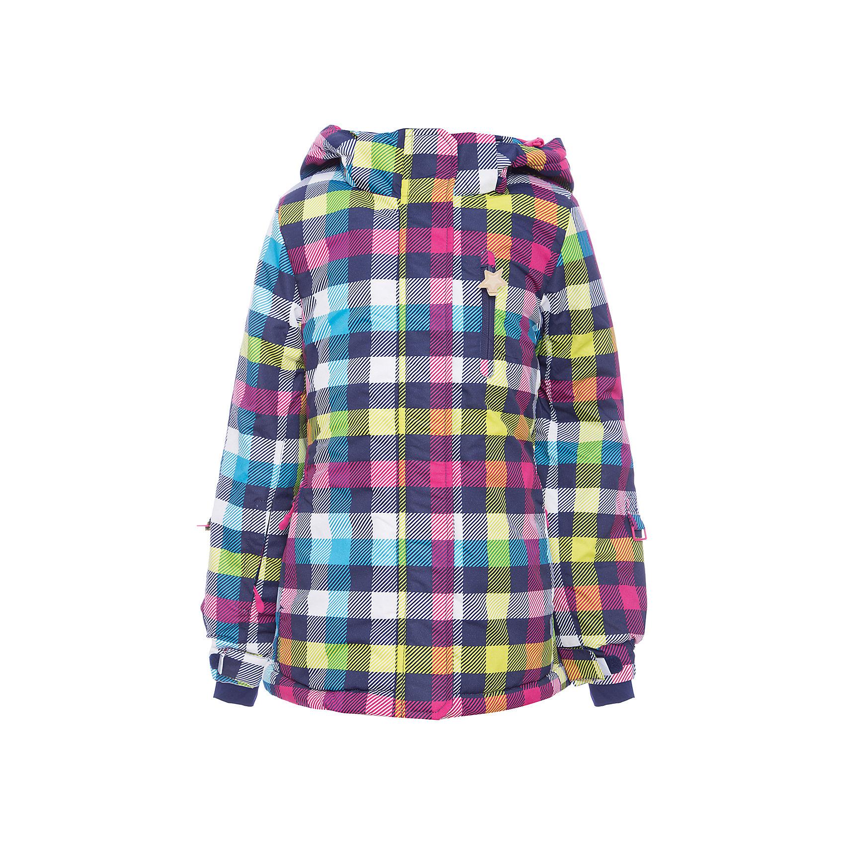 Куртка Scool для девочкиВерхняя одежда<br>Куртка Scool для девочки<br>Теплая куртка отлично подойдет для катания со снежных гор! Модель из ткани с водоотталкивающей пропиткой. Капюшон на кнопках, по контуру дополнен регулируемым шнуром - кулиской. Специальные плотные манжеты с отверстием для большого пальца предохраняют от попадания снега. Куртка со снегозащитной юбкой. Подкладка из теплого флиса. Рукава дополнены специальными кольцами для перчаток. Светоотражающие элементы позволят видеть ребенка в темное время суток.<br>Состав:<br>Верх: 100% полиэстер, Подкладка: 100% полиэстер, Наполнитель: 100% полиэстер, 250 г/м2<br><br>Ширина мм: 356<br>Глубина мм: 10<br>Высота мм: 245<br>Вес г: 519<br>Цвет: белый<br>Возраст от месяцев: 156<br>Возраст до месяцев: 168<br>Пол: Женский<br>Возраст: Детский<br>Размер: 164,134,140,146,152,158<br>SKU: 7105492