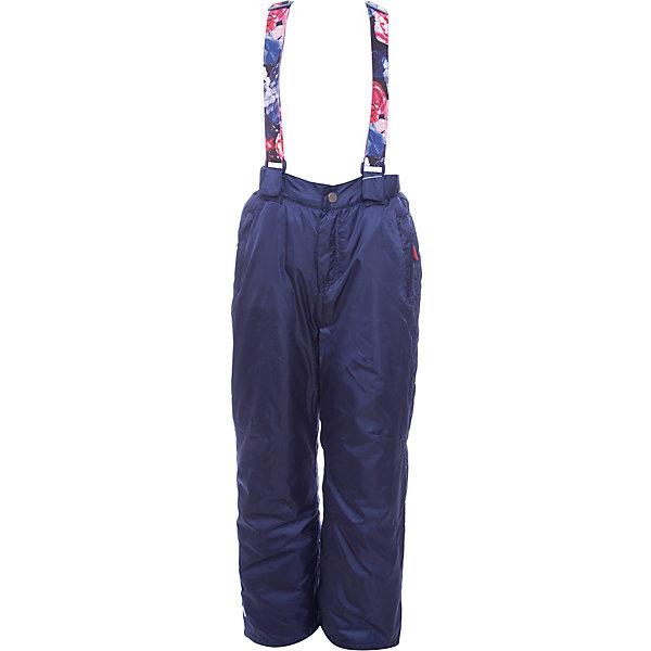 Брюки Scool для девочкиВерхняя одежда<br>Характеристики товара:<br><br>• цвет: синий;<br>• состав: 100% полиэстер;<br>• подкладка: 100% полиэстер, флис;<br>• утеплитель: 100% полиэстер, 50 г/м2;<br>• сезон: зима;<br>• температурный режим: от 0 до -15С;<br>• водонепроницаемая ткань;<br>• застежка: ширинка на молнии и кнопка;<br>• съемные, регулируемые бретельки на липучках;<br>• пояс брюк на широкой резинке;<br>• манжеты внизу штанин на резинках;<br>• низ штанин регулируется шнурком-кулиской;<br>• сплошная флисовая подкладка;<br>• два боковых кармана на молнии;<br>• два задних кармана;<br>• светоотражающие детали;<br>• коллекция: Привет, Париж!;<br>• страна бренда: Германия;<br>• страна изготовитель: Китай.<br><br>Брюки Scool для девочки. Теплые брюки из водонепроницаемой ткани. Регулируемые бретели на липучках, при необходимости их можно отстегнуть. Подкладка из флиса. Пояс брюк на широкой резинке. Модель застегивается на молнию и кнопку. <br><br>Низ штанин дополнен специальными манжетами на резинках и регулируемыми шнурами - кулисками. Светоотражатели обеспечат видимость ребенка в темное время суток. Брюки с двумя встрочными карманами на молниях и двумя задними накладными карманами.<br><br>Брюки Scool для девочки (Скул) можно купить в нашем интернет-магазине.<br><br>Ширина мм: 215<br>Глубина мм: 88<br>Высота мм: 191<br>Вес г: 336<br>Цвет: синий<br>Возраст от месяцев: 96<br>Возраст до месяцев: 108<br>Пол: Женский<br>Возраст: Детский<br>Размер: 134,164,158,152,146,140<br>SKU: 7105499