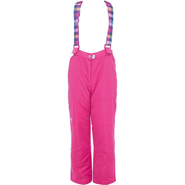 Брюки Scool для девочкиВерхняя одежда<br>Характеристики товара:<br><br>• цвет: розовый;<br>• состав: 100% полиэстер;<br>• подкладка: 100% полиэстер;<br>• утеплитель: 100% полиэстер, 100 г/м2;<br>• сезон: зима;<br>• температурный режим: от 0 до -20С;<br>• водонепроницаемая ткань;<br>• застежка: ширинка на молнии и кнопка;<br>• съемные, регулируемые бретельки на липучках;<br>• пояс брюк на широкой резинке;<br>• манжеты внизу штанин на резинках;<br>• штрипки;<br>• гладкая подкладка из полиэстера;<br>• два боковых кармана на липучках;<br>• светоотражающие детали;<br>• коллекция: Привет, Париж!;<br>• страна бренда: Германия;<br>• страна изготовитель: Китай.<br><br>Брюки Scool для девочки. Брюки из водонепроницаемой ткани. Регулируемые бретели на липучках, при необходимости их можно отстегнуть. Пояс на широкой резинке. Брюки застегиваются на молнию и кнопку. Низ штанин дополнен специальными манжетами со штрипками. Светоотражатели обеспечат видимость ребенка в темное время суток. Брюки с встрочными карманами на липучках.<br><br>Брюки Scool для девочки (Скул) можно купить в нашем интернет-магазине.<br>Ширина мм: 215; Глубина мм: 88; Высота мм: 191; Вес г: 336; Цвет: розовый; Возраст от месяцев: 96; Возраст до месяцев: 108; Пол: Женский; Возраст: Детский; Размер: 134,164,158,152,146,140; SKU: 7105506;