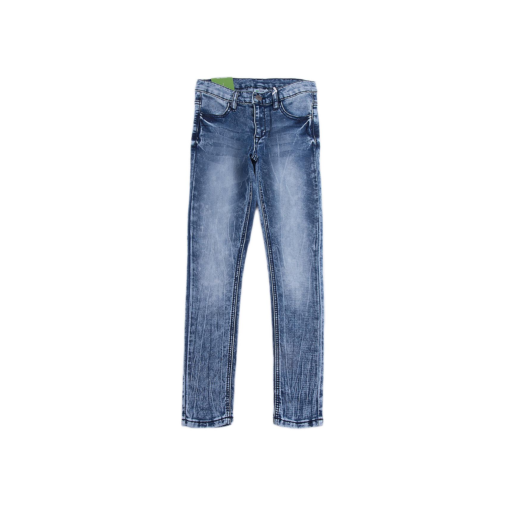 Джинсы Scool для девочкиДжинсы<br>Джинсы Scool для девочки<br>Брюки - джинсы из смесовой ткани с высоким содержанием хлопка. Классическая 5-ти карманная модель со шлевками. В качестве декора использованы потертости.<br>Состав:<br>55% хлопок, 43% полиэстер, 2% elastane<br><br>Ширина мм: 215<br>Глубина мм: 88<br>Высота мм: 191<br>Вес г: 336<br>Цвет: синий<br>Возраст от месяцев: 156<br>Возраст до месяцев: 168<br>Пол: Женский<br>Возраст: Детский<br>Размер: 164,134,140,146,152,158<br>SKU: 7105659