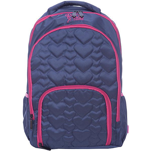 Рюкзак Scool для девочкиРюкзаки<br>Характеристики товара:<br><br>• цвет: синий;<br>• материал: 100% полиэстер;<br>• подкладка: 100% полиэстер;<br>• особенности: непромокаемый;<br>• эргономическая спинка;<br>• уплотненные анатомические лямки;<br>• размер 43х30х12 см;<br>• коллекция: Привет, Париж!;<br>• страна бренда: Германия;<br>• страна изготовитель: Китай.<br><br>Рюкзак Scool для девочки. Рюкзак из непромокаемого материала. Наличие эргономичной спинки и уплотненных анатомических лямок делают этот рюкзак удобным для ребенка. Выполнен из прочного безопасного материала.<br><br>Рюкзак Scool для девочки (Скул) можно купить в нашем интернет-магазине.<br><br>Ширина мм: 227<br>Глубина мм: 11<br>Высота мм: 226<br>Вес г: 350<br>Цвет: белый<br>Возраст от месяцев: 96<br>Возраст до месяцев: 168<br>Пол: Женский<br>Возраст: Детский<br>Размер: one size<br>SKU: 7105814