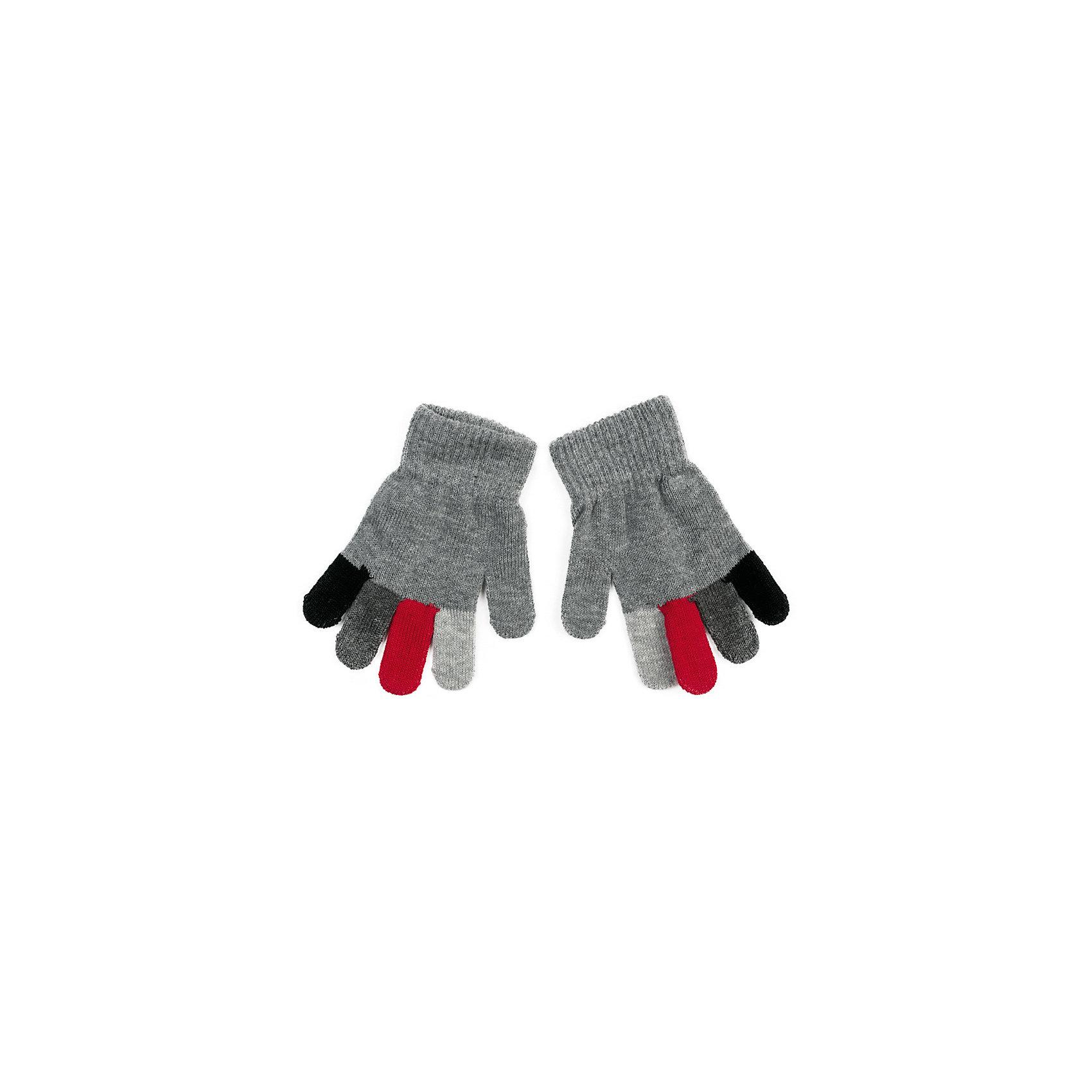 Перчатки PlayToday для мальчикаПерчатки, варежки<br>Перчатки PlayToday для мальчика<br>Вязаные перчатки станут идеальным вариантом для прохладной погоды. Они очень мягкие, хорошо тянутся и прекрасно сохраняют тепло. На манжетах - плотная резинка, которая хорошо держит перчатки на руках ребенка. Модель выполнена в технике yarn dyed, в процессе производства используются разного цвета нити. Изделие, при рекомендуемом уходе, не линяет и надолго остается в прежнем виде.<br>Состав:<br>80% хлопок, 18% нейлон, 2% эластан<br><br>Ширина мм: 162<br>Глубина мм: 171<br>Высота мм: 55<br>Вес г: 119<br>Цвет: белый<br>Возраст от месяцев: 84<br>Возраст до месяцев: 96<br>Пол: Мужской<br>Возраст: Детский<br>Размер: 4,2,3<br>SKU: 7106042