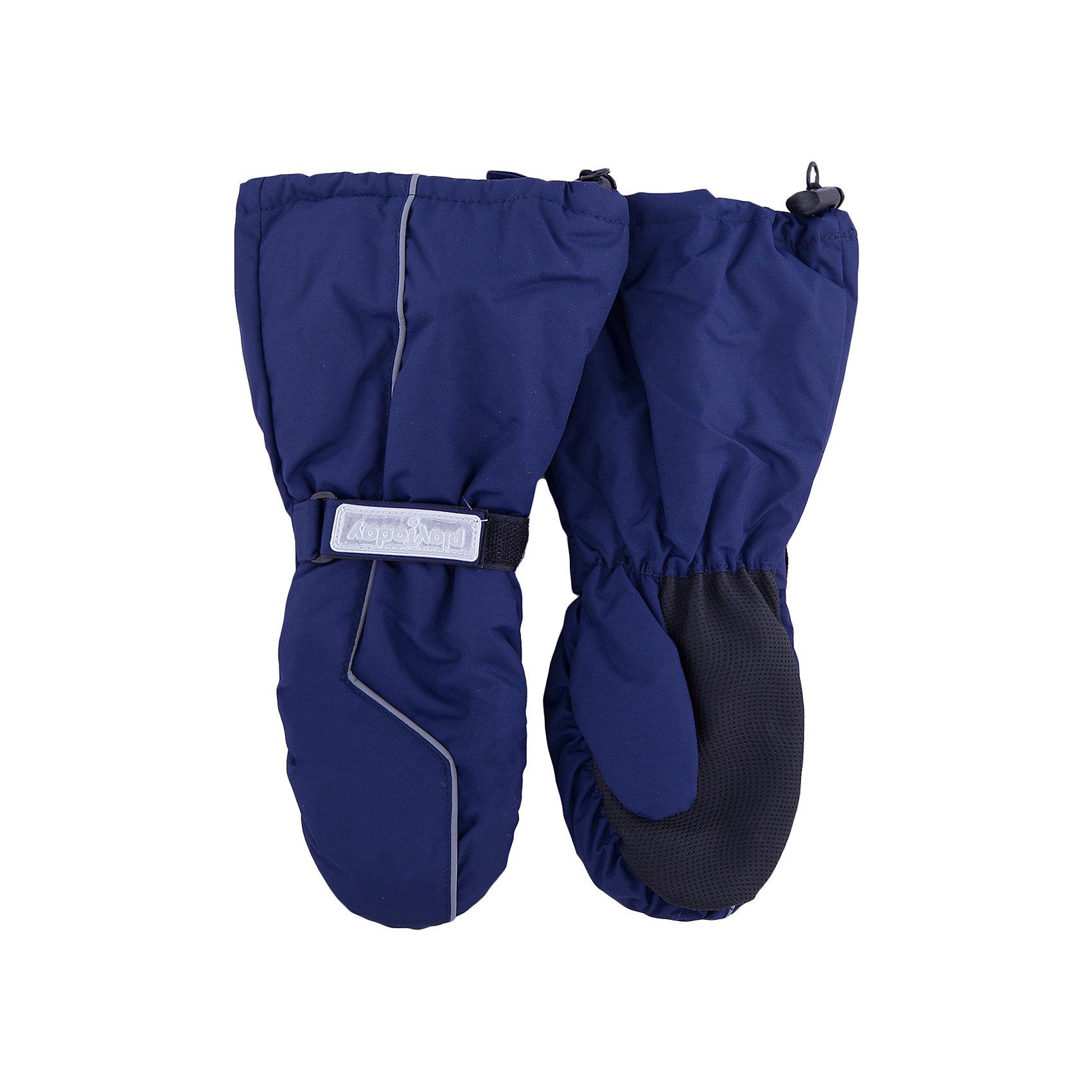Варежки PlayToday для мальчикаПерчатки, варежки<br>Варежки PlayToday для мальчика<br>Теплые рукавицы из непромокаемого материала защитят руки ребенка при холодной погоде. Модель на подкладке из теплого флиса. Удлиненные запястья дополнены резинками для дополнительного сохранения тепла.<br>Состав:<br>Верх: 100% полиэстер, Подкладка: 100% полиэстер, Утеплитель: 100% полиэстер<br><br>Ширина мм: 162<br>Глубина мм: 171<br>Высота мм: 55<br>Вес г: 119<br>Цвет: синий<br>Возраст от месяцев: 84<br>Возраст до месяцев: 96<br>Пол: Мужской<br>Возраст: Детский<br>Размер: 4,2,3<br>SKU: 7106066