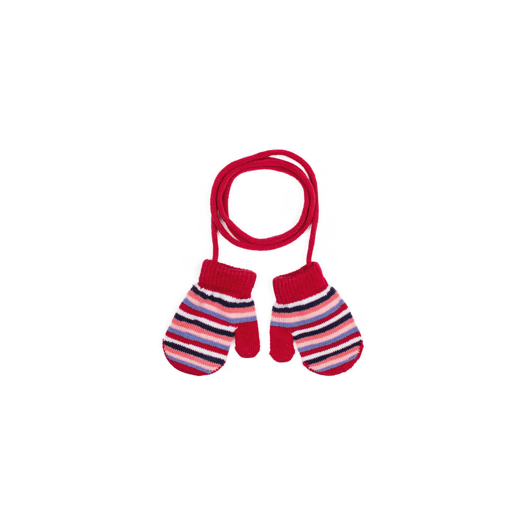 Варежки PlayToday для девочкиПерчатки, варежки<br>Варежки PlayToday для девочки<br>Двуслойные вязаные варежки - отличное решение для холодной погоды. Модель на веревке, удобно протягивать через рукава верхней одежды. Такие варежки ребенок никогда не потеряет. Изделие выполнено в технике - yarn dyed - в процессе производства используются разного цвета нити. При рекомендуемом уходе изделие не линяет и надолго остается в первоначальном виде.<br>Состав:<br>100% акрил<br><br>Ширина мм: 162<br>Глубина мм: 171<br>Высота мм: 55<br>Вес г: 119<br>Цвет: белый<br>Возраст от месяцев: 24<br>Возраст до месяцев: 36<br>Пол: Женский<br>Возраст: Детский<br>Размер: 1,0<br>SKU: 7106342