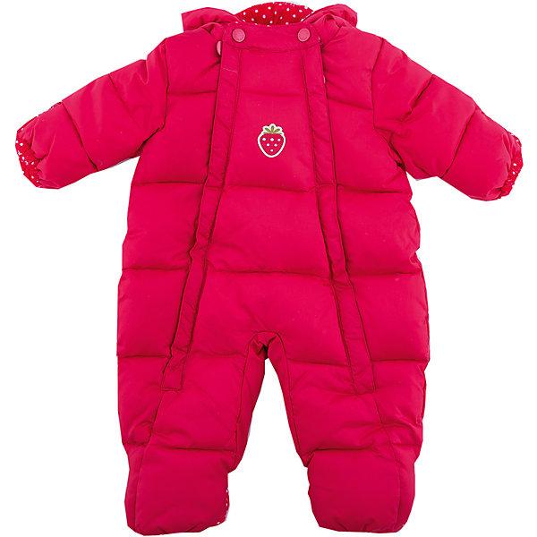 Комбинезон PlayToday для девочкиВерхняя одежда<br>Характеристики товара:<br><br>• цвет: красный<br>• состав ткани: 100% полиэстер<br>• подкладка: 80% хлопок, 20% полиэстер<br>• утеплитель: 100% полиэстер<br>• сезон: зима<br>• температурный режим: от -20 до +5<br>• плотность утеплителя: 300 г/м2<br>• особенности модели: с капюшоном<br>• застежка: молния<br>• капюшон: без меха, несъемный<br>• длинные рукава<br>• страна бренда: Германия<br>• страна изготовитель: Китай<br><br>Комбинезон для девочки снабжен удобными молниями. Детский комбинезон имеет удобный капюшон со шнурком-кулиской. Комбинезон для детей сделан из легких качественных материалов. Детская одежда и обувь от европейского бренда PlayToday - выбор многих родителей. <br><br>Комбинезон PlayToday (ПлэйТудэй) для девочки можно купить в нашем интернет-магазине.<br><br>Ширина мм: 157<br>Глубина мм: 13<br>Высота мм: 119<br>Вес г: 200<br>Цвет: красный<br>Возраст от месяцев: 0<br>Возраст до месяцев: 3<br>Пол: Женский<br>Возраст: Детский<br>Размер: 68,56<br>SKU: 7107259