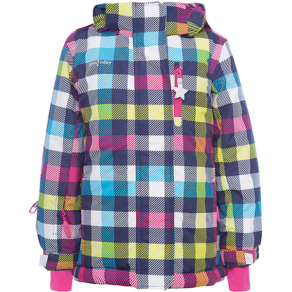 Куртка PlayToday для девочкиВерхняя одежда<br>Характеристики товара:<br><br>• цвет: мульти<br>• состав ткани: 100% полиэстер<br>• подкладка: 100% полиэстер<br>• утеплитель: 100% полиэстер<br>• сезон: зима<br>• температурный режим: от -20 до +5<br>• плотность утеплителя: 250 г/м2<br>• особенности модели: с капюшоном<br>• застежка: молния<br>• капюшон: без меха<br>• длинные рукава<br>• страна бренда: Германия<br>• страна изготовитель: Китай<br><br>Детская одежда и обувь от PlayToday - это стильные вещи по доступным ценам. Эта детская куртка имеет мягкую флисовую подкладку. Утепленная куртка для девочки выполнена в красивой яркой расцветке. Куртка для детей имеет манжеты со специальным отверстием для большого пальца. <br><br>Куртку PlayToday (ПлэйТудэй) для девочки можно купить в нашем интернет-магазине.<br>Ширина мм: 356; Глубина мм: 10; Высота мм: 245; Вес г: 519; Цвет: белый; Возраст от месяцев: 36; Возраст до месяцев: 48; Пол: Женский; Возраст: Детский; Размер: 104,98,128,122,116,110; SKU: 7107365;