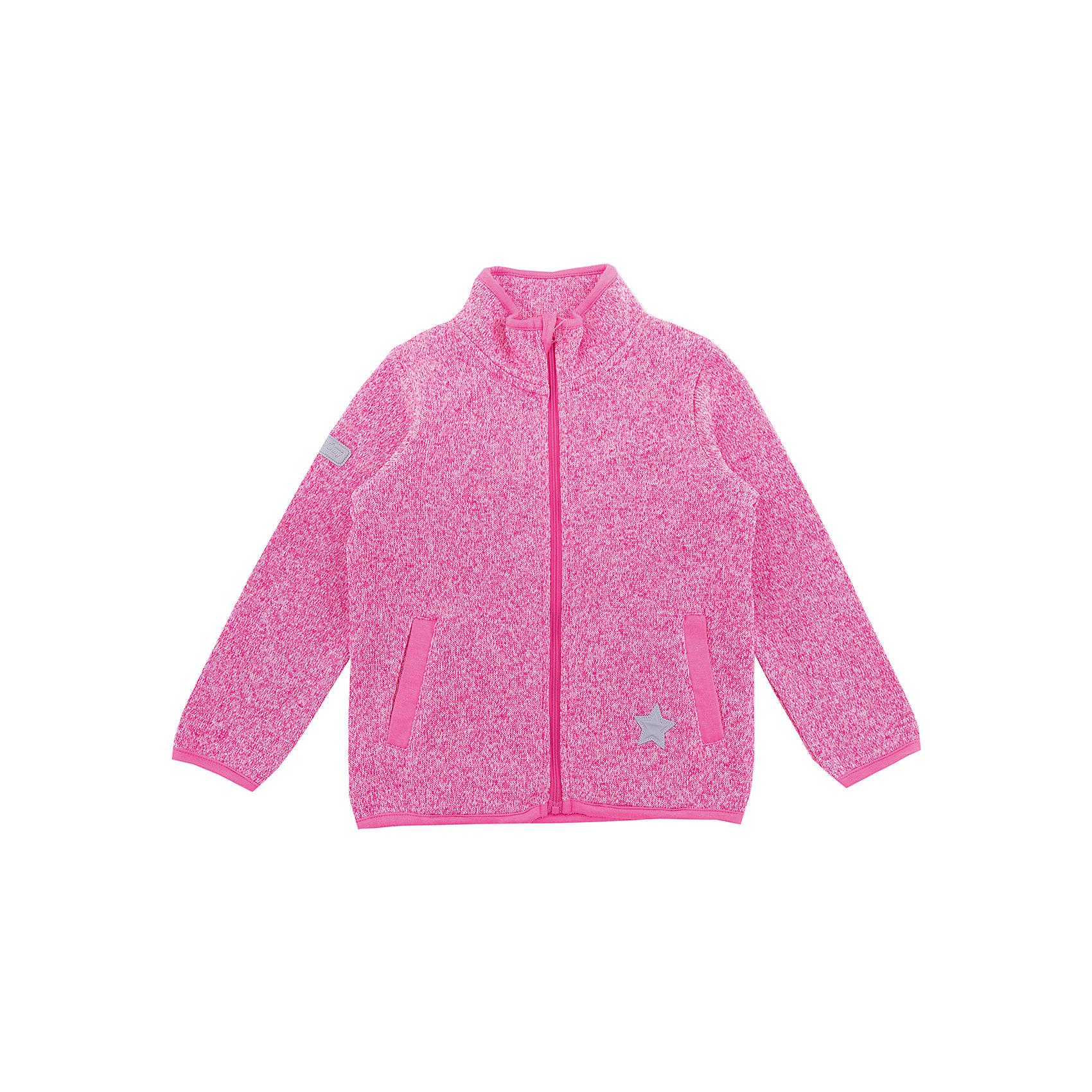 Куртка PlayToday для девочкиВерхняя одежда<br>Куртка PlayToday для девочки<br>Куртка на молнии. Выполнена из флиса. Воротник - стойка, манжеты и низ изделия на мягких трикотажных резинках. Модель дополнена встрочными карманами.  Светоотражатели обеспечат видимость ребенка в темное время суток.<br>Состав:<br>100% полиэстер<br><br>Ширина мм: 356<br>Глубина мм: 10<br>Высота мм: 245<br>Вес г: 519<br>Цвет: розовый<br>Возраст от месяцев: 108<br>Возраст до месяцев: 120<br>Пол: Женский<br>Возраст: Детский<br>Размер: 140,98,104,110,116,122,128,134<br>SKU: 7107406