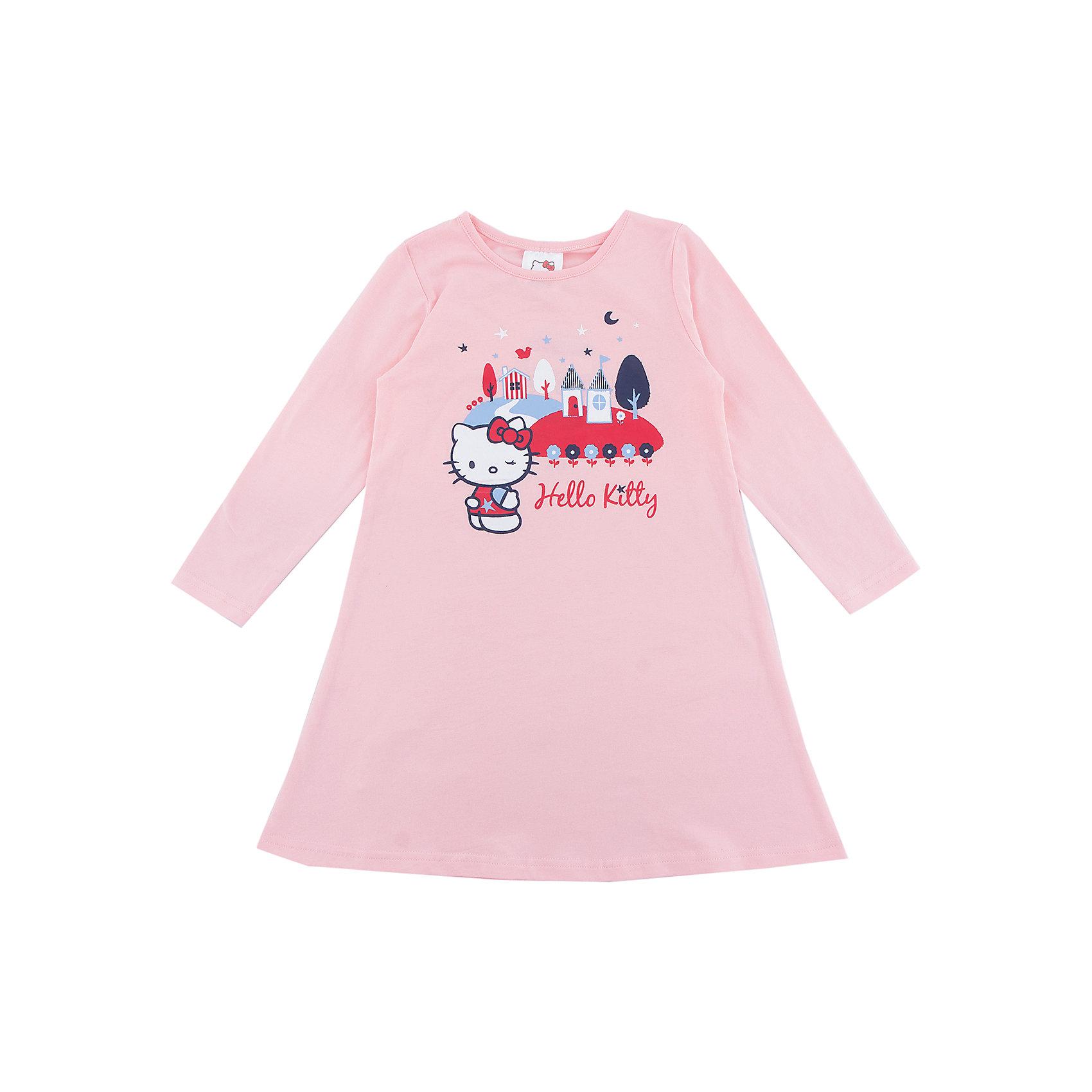 Сорочка PlayToday для девочкиПижамы и сорочки<br>Сорочка PlayToday для девочки<br>Эту сорочку можно использовать и для сна, и в качестве домашнего платья. Натуральная ткань приятна к телу и не сковывает движений. Модель декорирована ярким лицензированным принтом.<br>Состав:<br>95% хлопок, 5% эластан<br><br>Ширина мм: 281<br>Глубина мм: 70<br>Высота мм: 188<br>Вес г: 295<br>Цвет: белый<br>Возраст от месяцев: 84<br>Возраст до месяцев: 96<br>Пол: Женский<br>Возраст: Детский<br>Размер: 128,98,104,110,116,122<br>SKU: 7107691