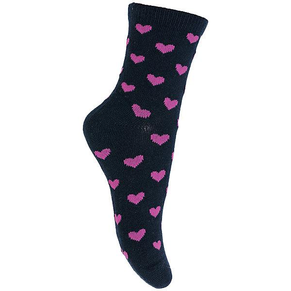 Носки PlayToday для девочкиНоски<br>Характеристики товара:<br><br>• цвет: черный<br>• состав ткани: 75% хлопок, 22% нейлон, 3% эластан<br>• сезон: круглый год<br>• страна бренда: Германия<br>• страна изготовитель: Китай<br><br>Удобные детские носки хорошо сохраняют форму и яркость цвета. Эти трикотажные носки для девочки выполнены в красивой расцветке. Носки для детей сделаны из дышащего мягкого материала. Детская одежда и обувь от PlayToday - это стильные вещи по доступным ценам. <br><br>Носки PlayToday (ПлэйТудэй) для девочки можно купить в нашем интернет-магазине.<br>Ширина мм: 87; Глубина мм: 10; Высота мм: 105; Вес г: 115; Цвет: черный; Возраст от месяцев: 36; Возраст до месяцев: 48; Пол: Женский; Возраст: Детский; Размер: 14,18,16; SKU: 7109579;